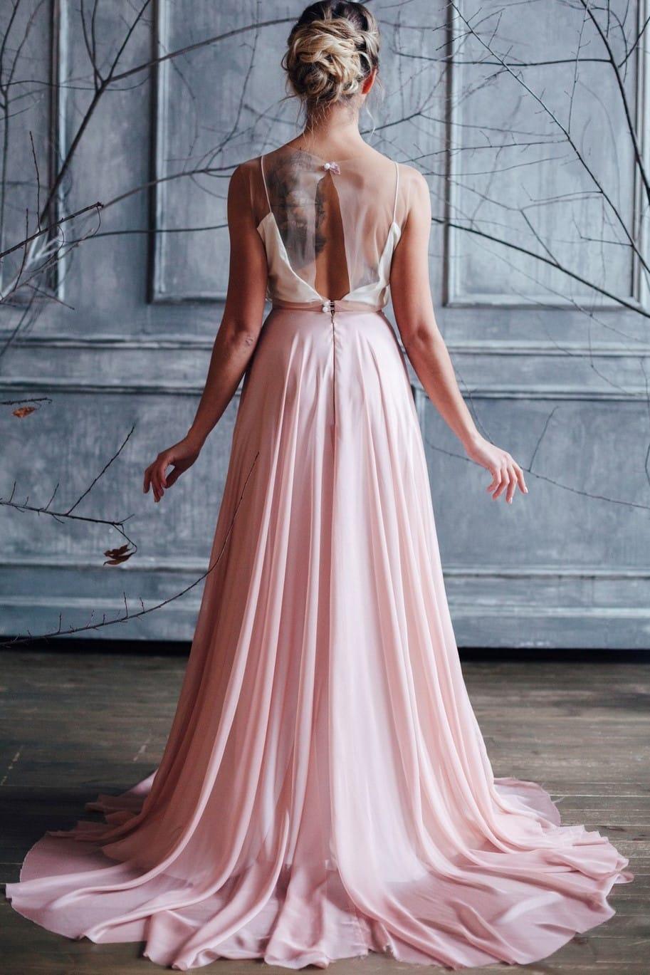 Вечернее платье JANI, коллекция FLOWER MAGIC, бренд RARE BRIDAL, фото 6