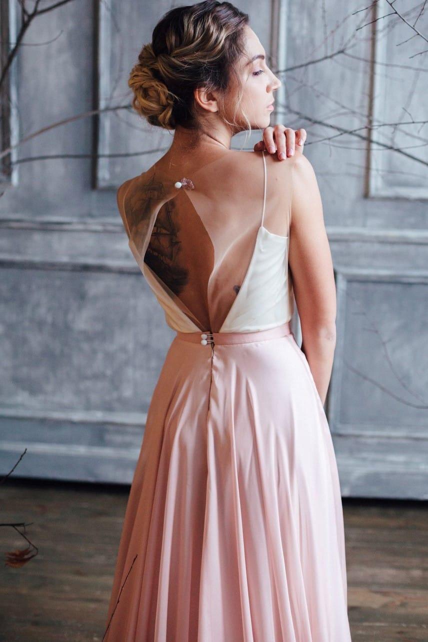 Вечернее платье JANI, коллекция FLOWER MAGIC, бренд RARE BRIDAL, фото 7
