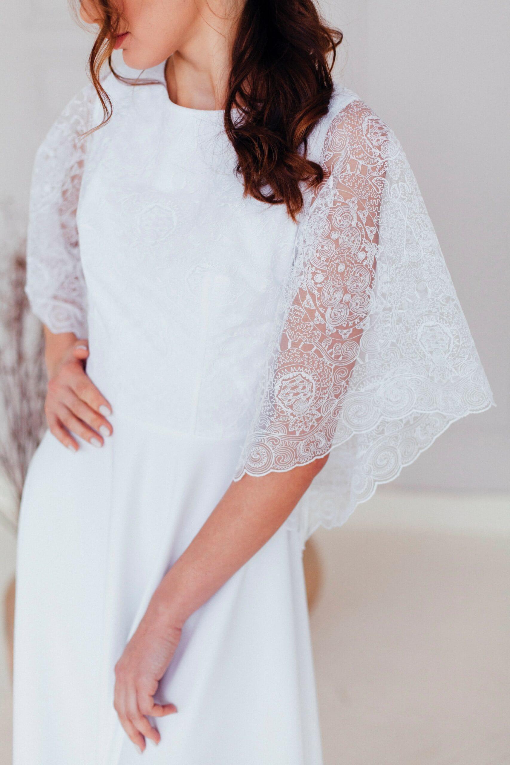 Свадебное платье KIMI, коллекция REFINED ELEGANCE, бренд OKA NOMO, фото 2