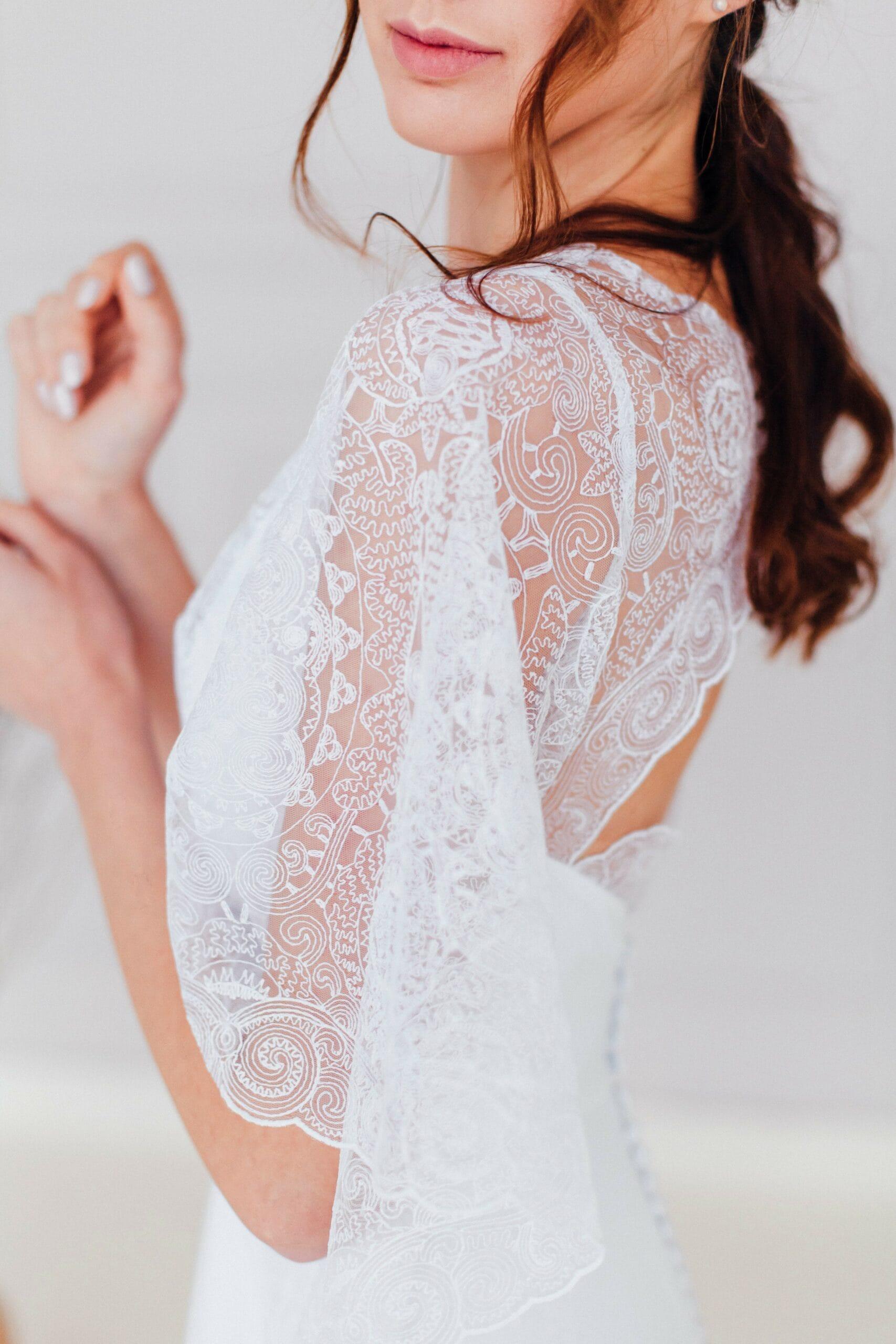 Свадебное платье KIMI, коллекция REFINED ELEGANCE, бренд OKA NOMO, фото 3