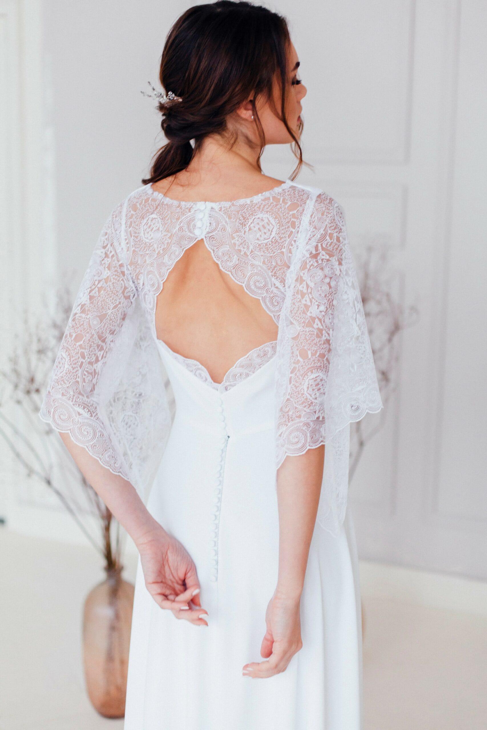 Свадебное платье KIMI, коллекция REFINED ELEGANCE, бренд OKA NOMO, фото 4