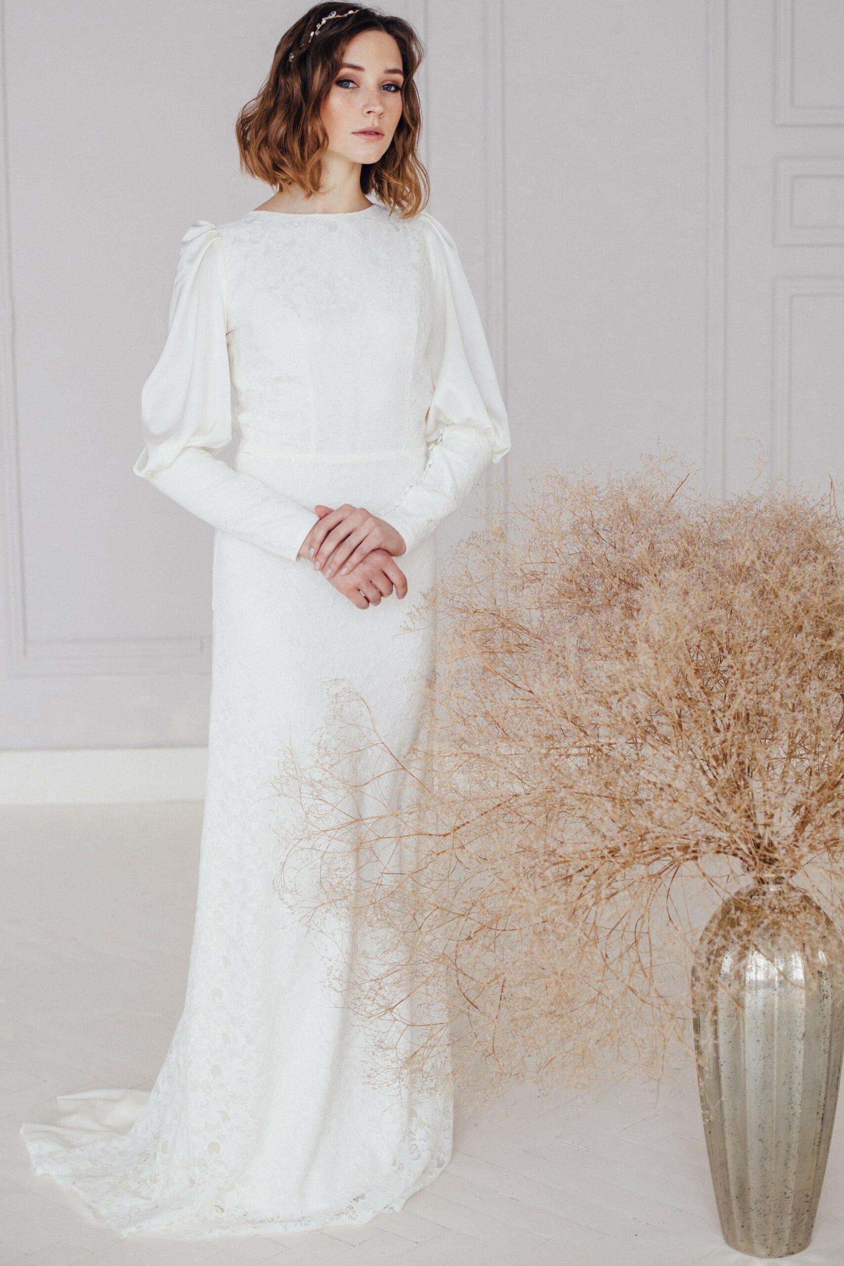 Свадебное платье KIN, коллекция REFINED ELEGANCE, бренд OKA NOMO, фото 1