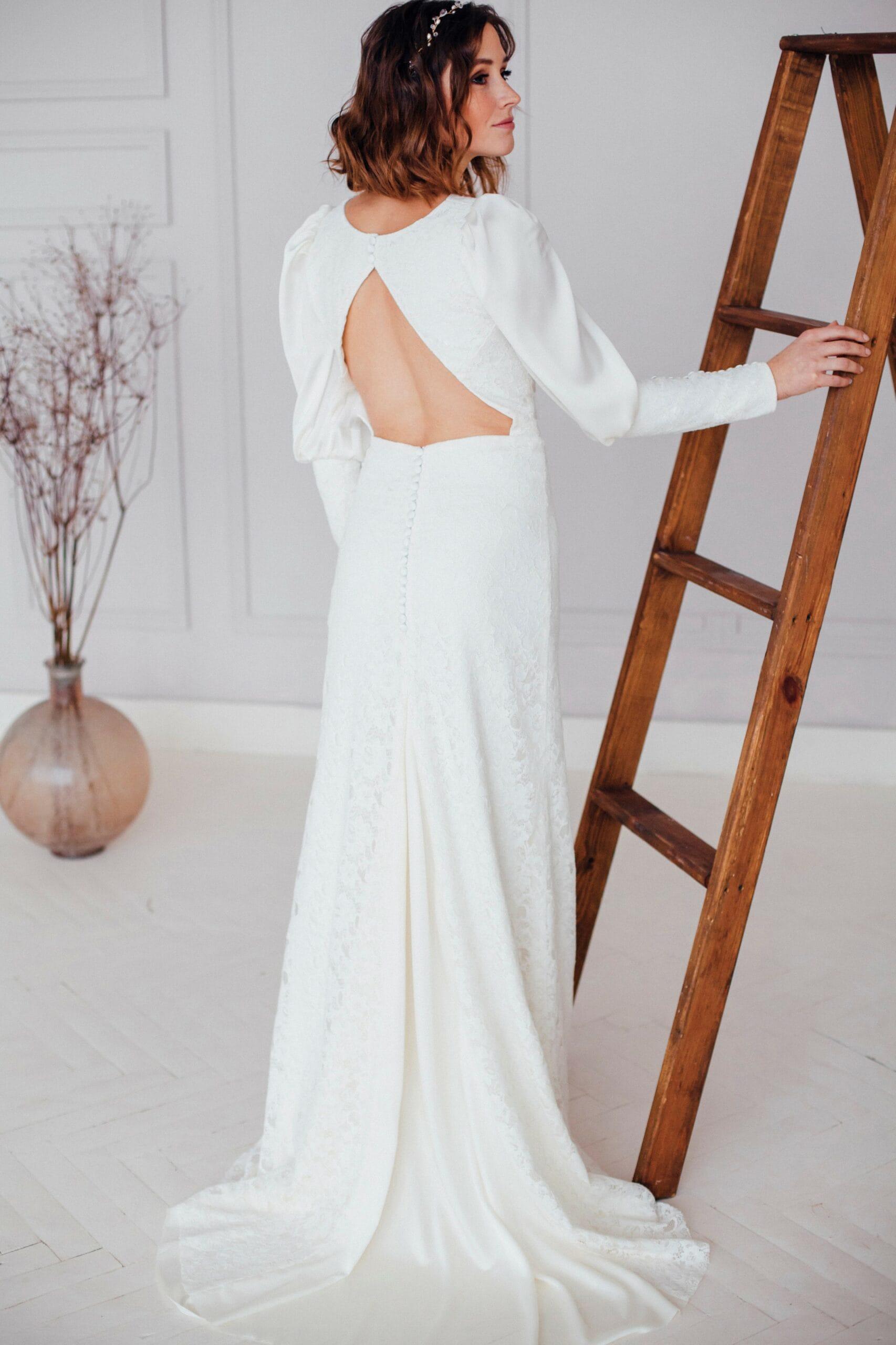 Свадебное платье KIN, коллекция REFINED ELEGANCE, бренд OKA NOMO, фото 2