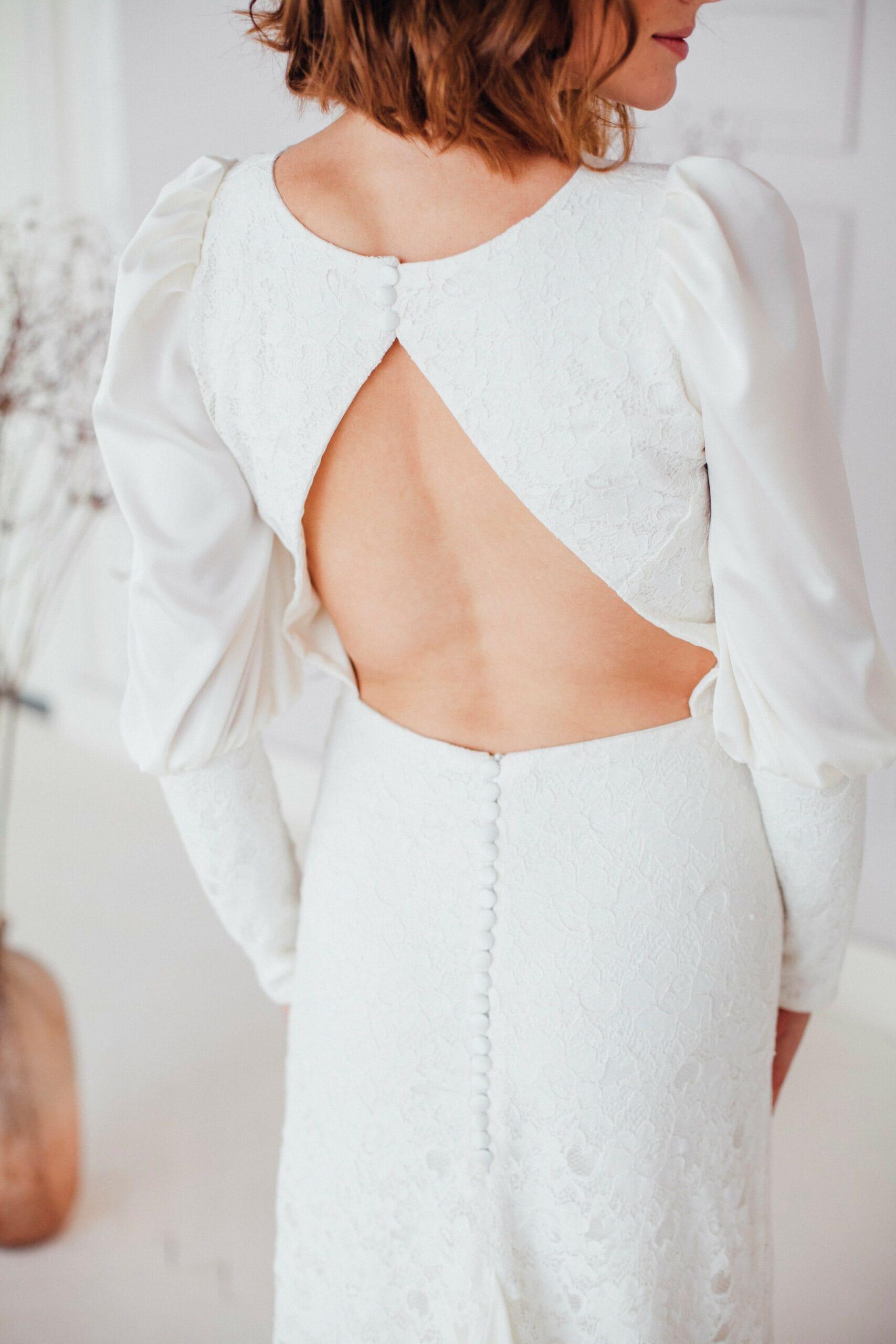 Свадебное платье KIN, коллекция REFINED ELEGANCE, бренд OKA NOMO, фото 3
