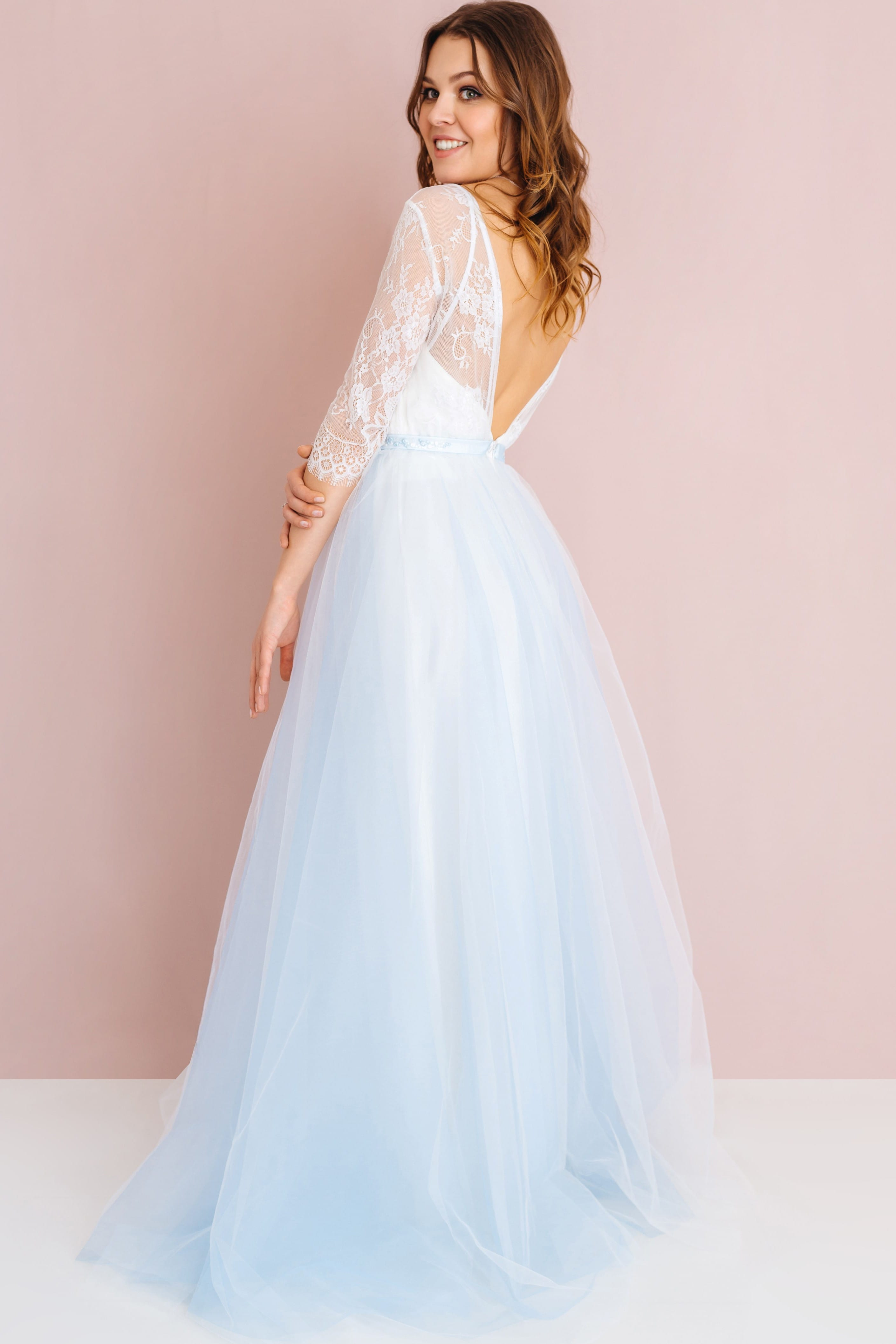 Свадебное платье LANA, коллекция LOFT, бренд RARE BRIDAL, фото 1