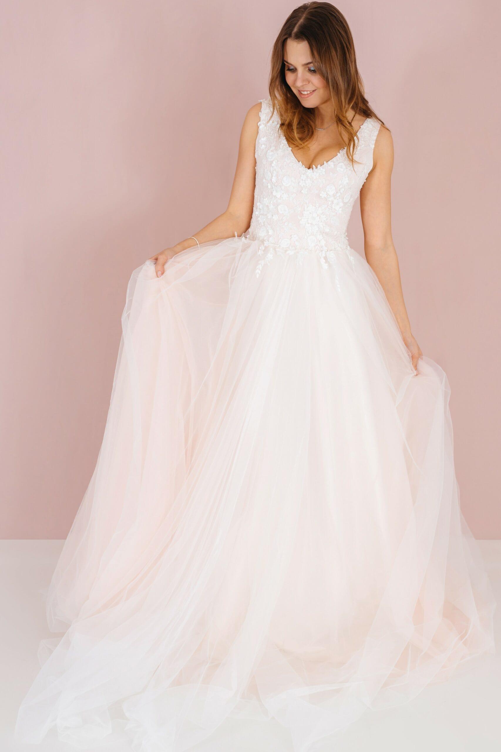 Свадебное платье LASSIE, коллекция LOFT, бренд RARE BRIDAL, фото 1