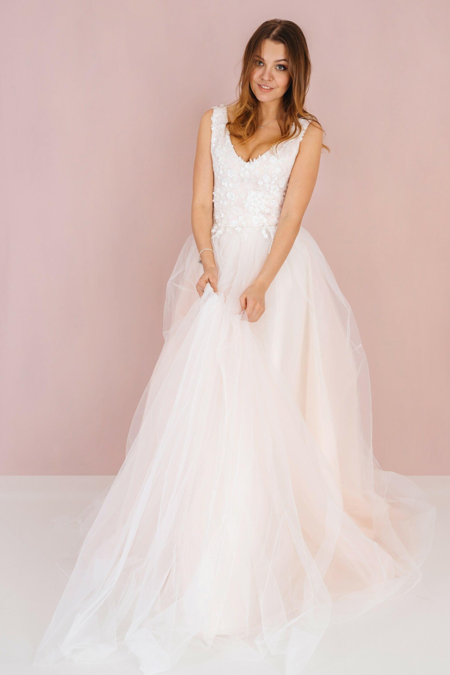 Свадебное платье LASSIE, коллекция LOFT, бренд RARE BRIDAL, фото 3