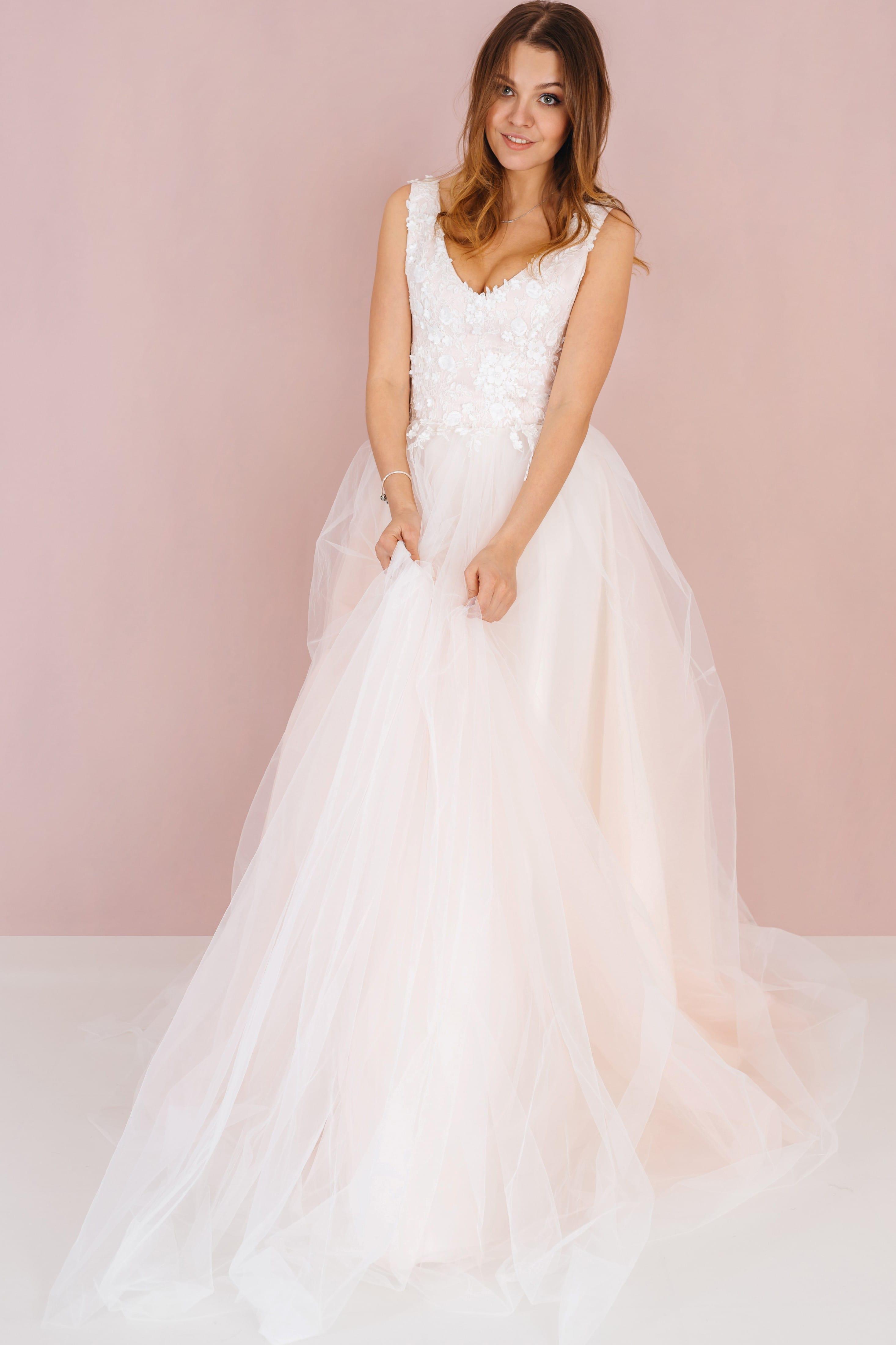 Свадебное платье LASSIE, коллекция LOFT, бренд RARE BRIDAL, фото 4