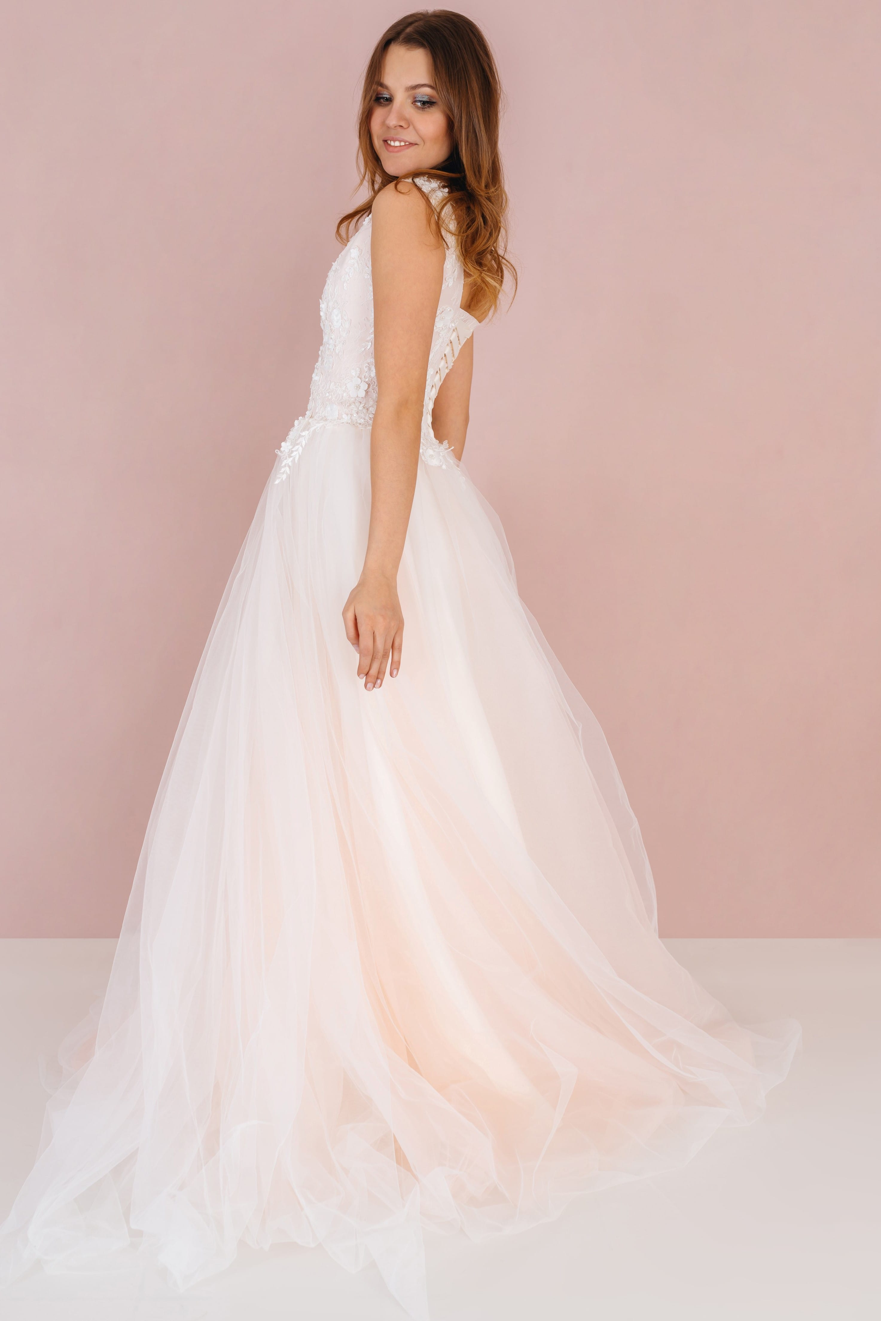 Свадебное платье LASSIE, коллекция LOFT, бренд RARE BRIDAL, фото 5