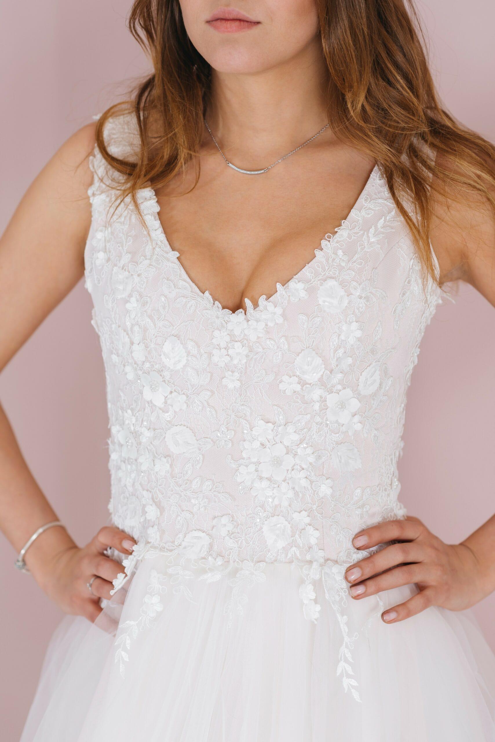 Свадебное платье LASSIE, коллекция LOFT, бренд RARE BRIDAL, фото 6