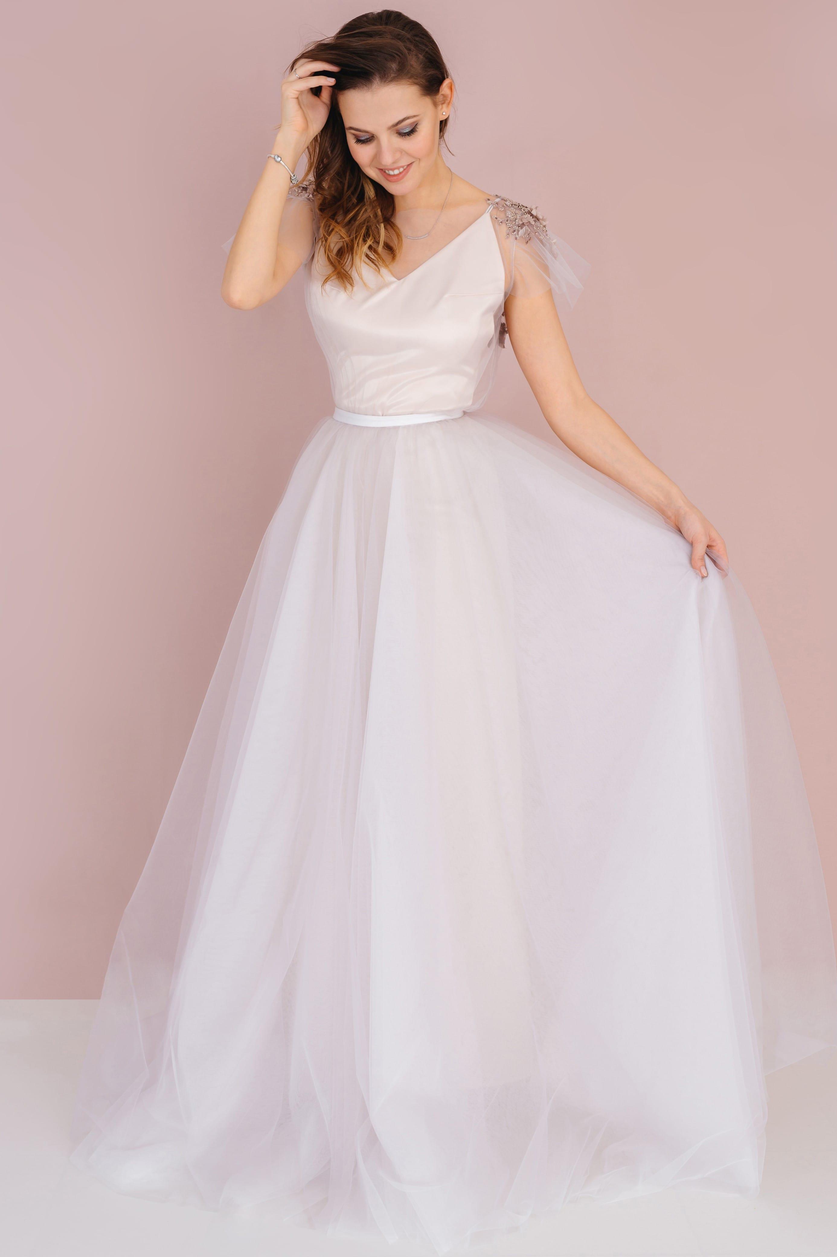 Свадебное платье LILO, коллекция LOFT, бренд RARE BRIDAL, фото 1