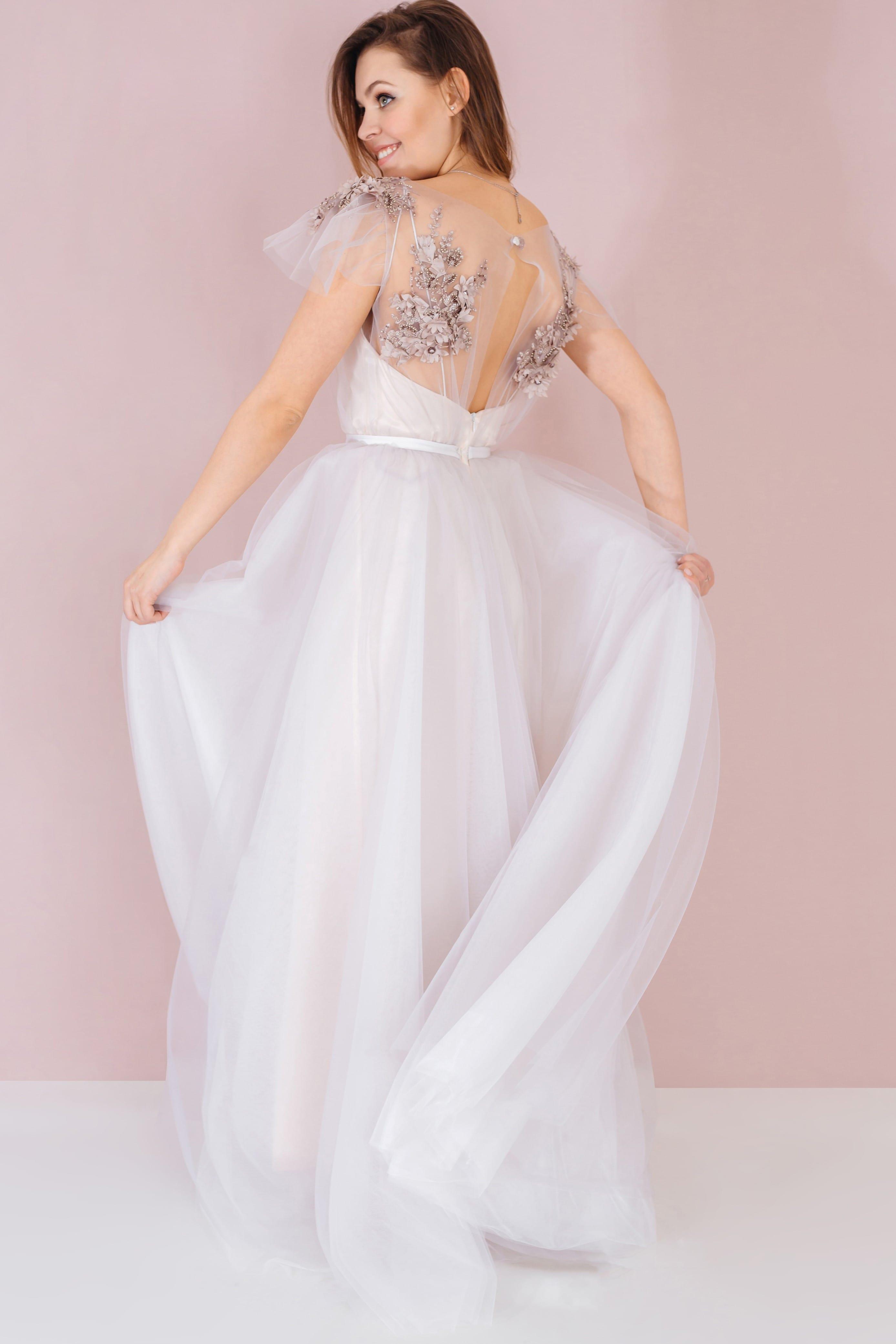 Свадебное платье LILO, коллекция LOFT, бренд RARE BRIDAL, фото 2