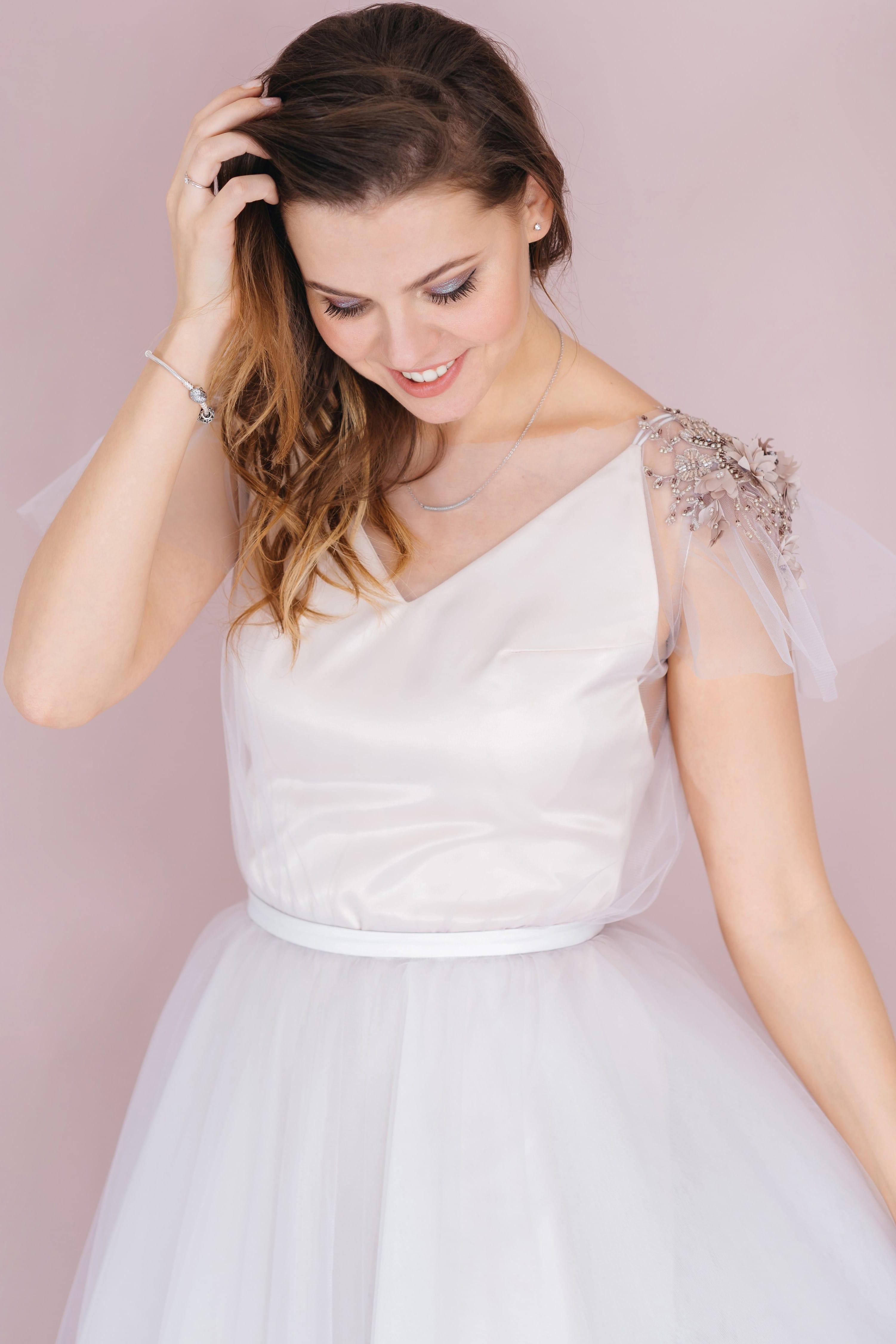 Свадебное платье LILO, коллекция LOFT, бренд RARE BRIDAL, фото 3