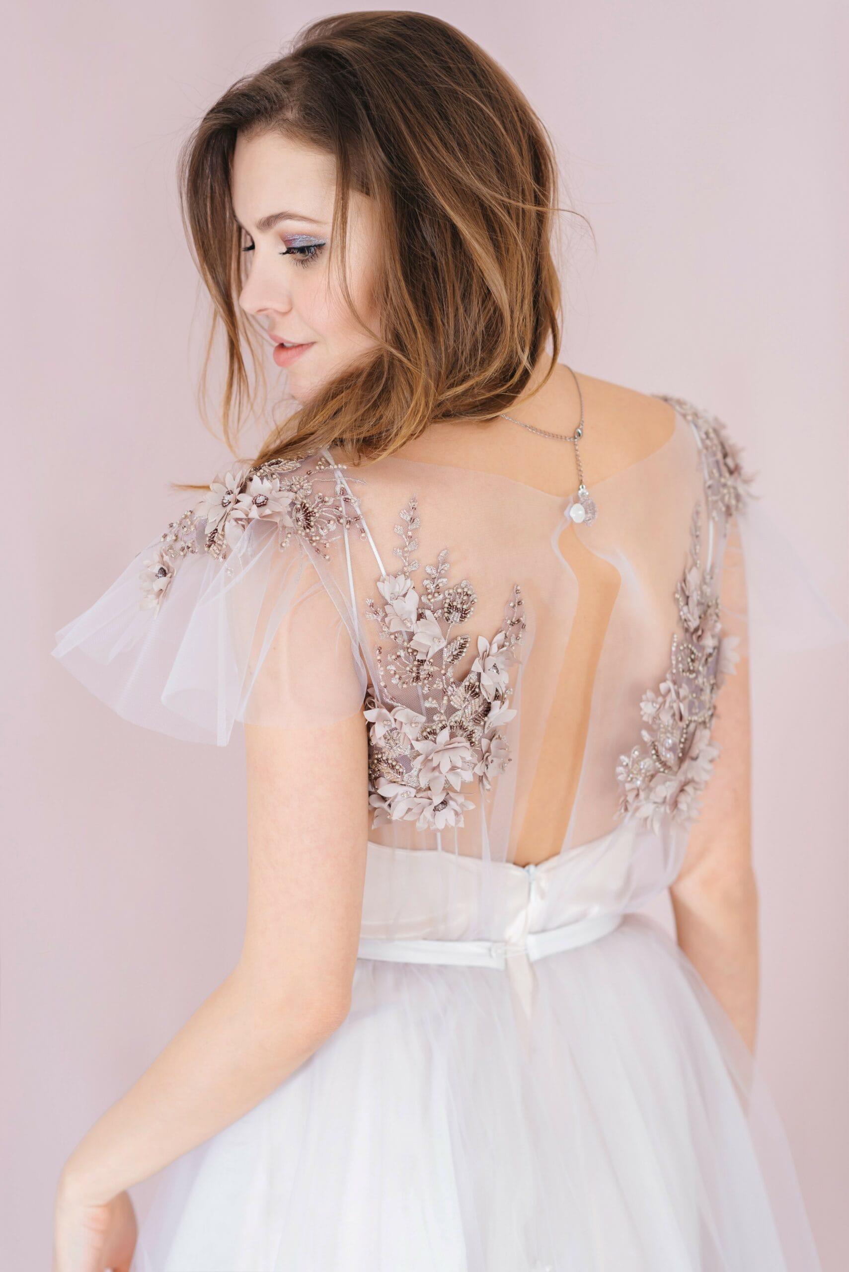 Свадебное платье LILO, коллекция LOFT, бренд RARE BRIDAL, фото 4