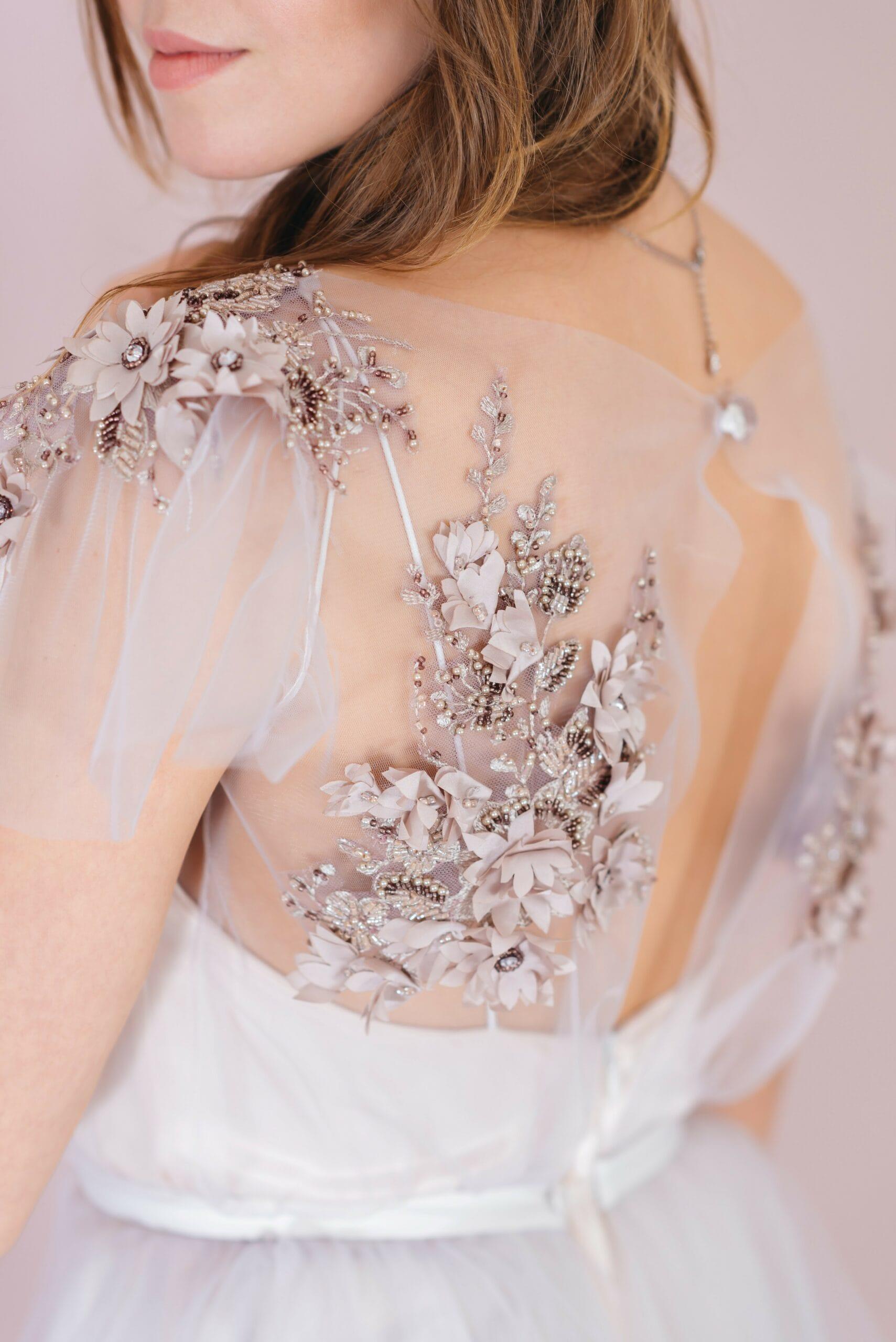 Свадебное платье LILO, коллекция LOFT, бренд RARE BRIDAL, фото 5