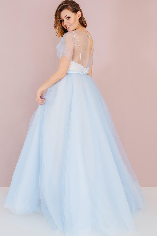 Свадебное платье LINDA, коллекция LOFT, бренд RARE BRIDAL, фото 3