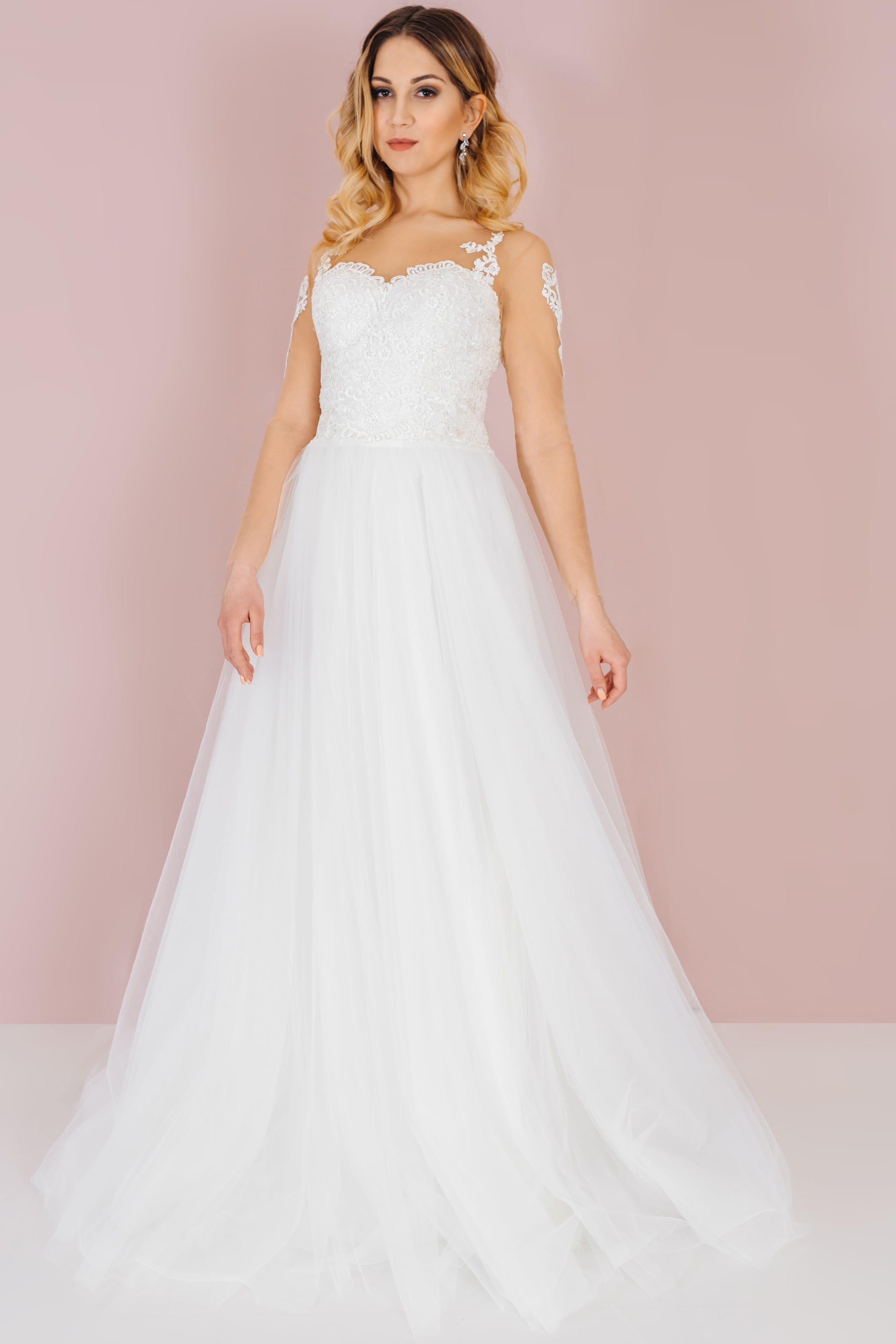 Свадебное платье LUICY, коллекция LOFT, бренд RARE BRIDAL, фото 1