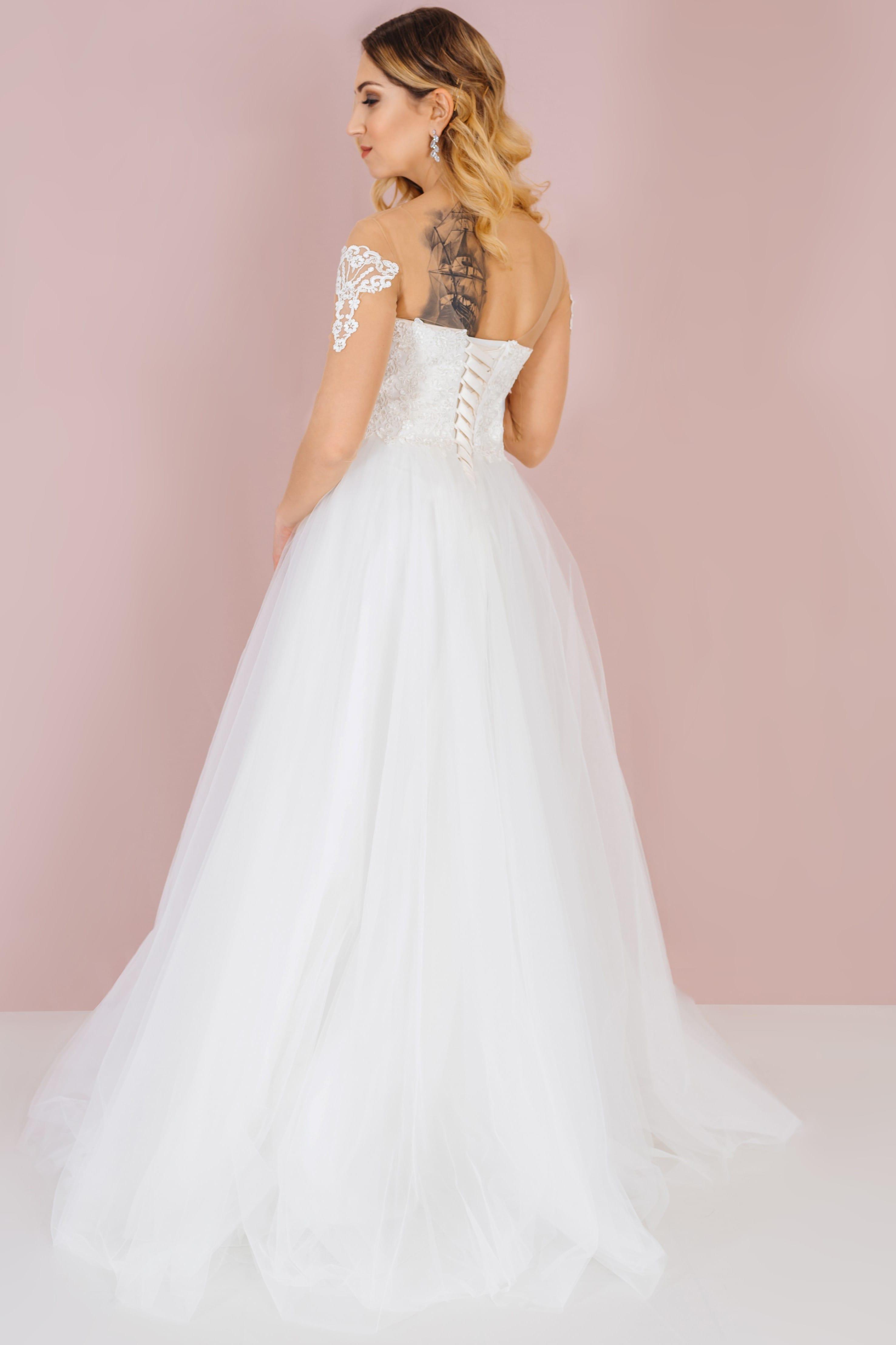 Свадебное платье LUICY, коллекция LOFT, бренд RARE BRIDAL, фото 2