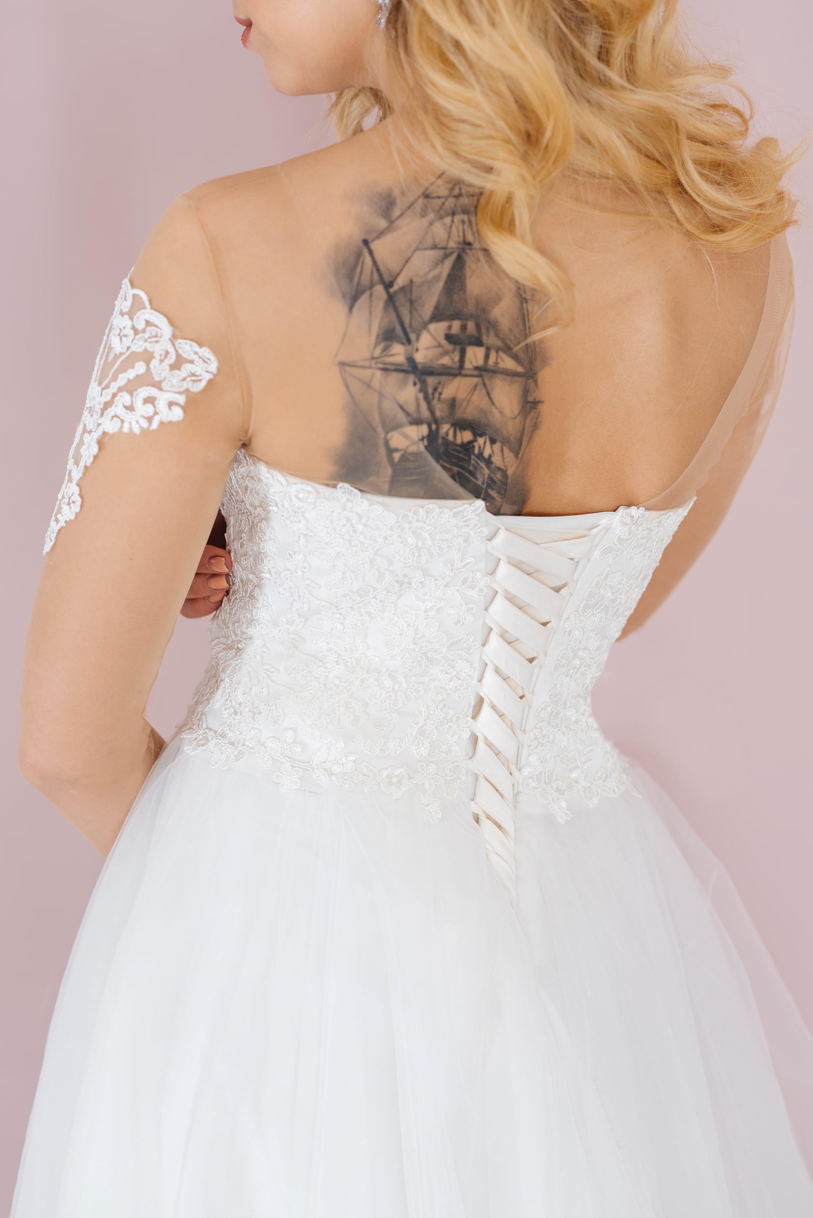 Свадебное платье LUICY, коллекция LOFT, бренд RARE BRIDAL, фото 3