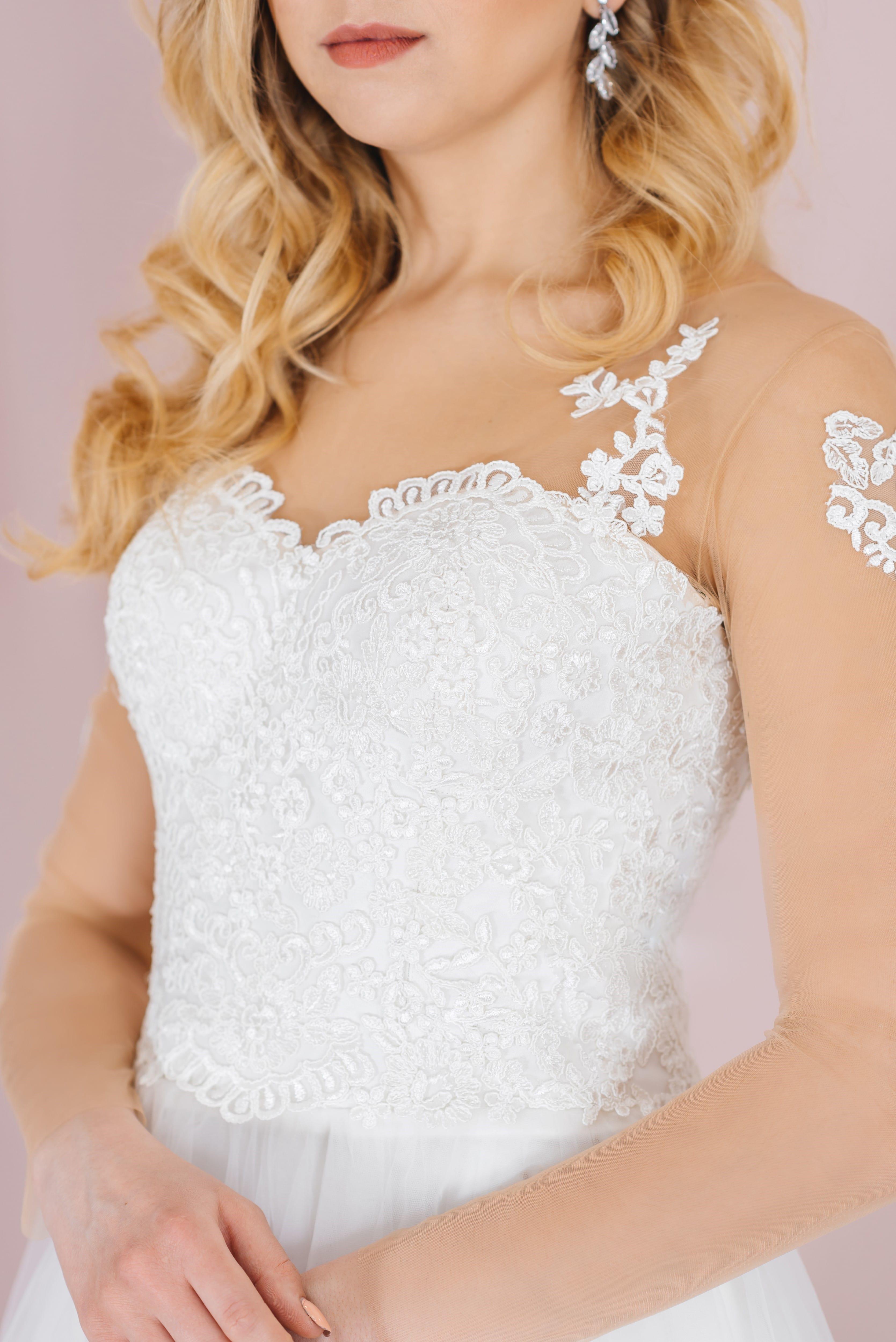 Свадебное платье LUICY, коллекция LOFT, бренд RARE BRIDAL, фото 5