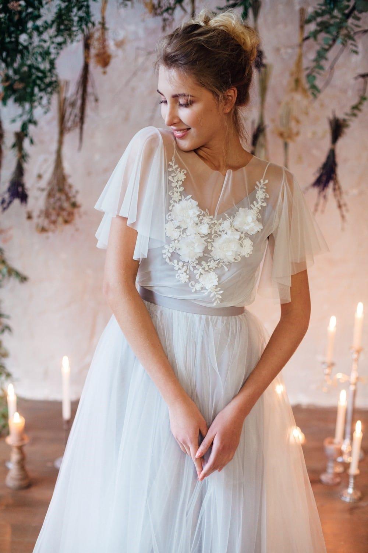 Свадебное платье MAGNOLIA, коллекция THE LOOK OF ANGEL, бренд RARE BRIDAL, фото 1