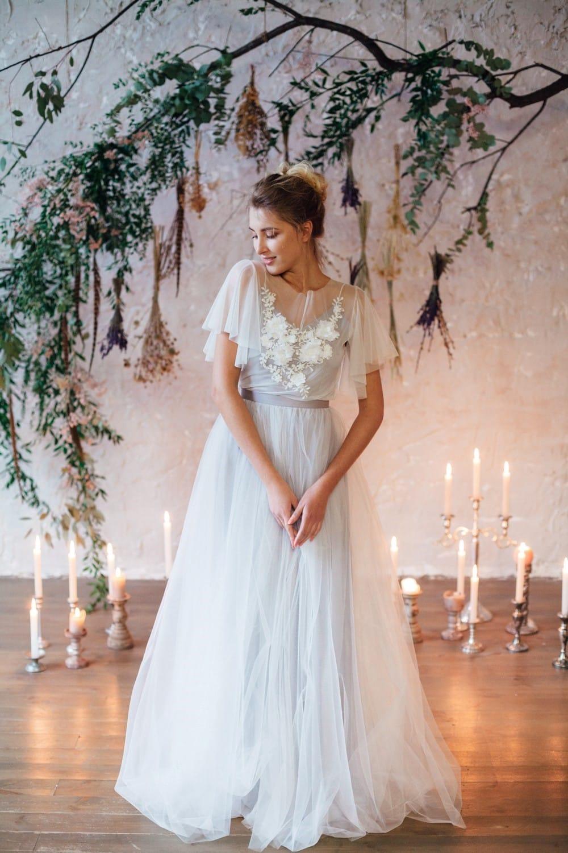 Свадебное платье MAGNOLIA, коллекция THE LOOK OF ANGEL, бренд RARE BRIDAL, фото 2