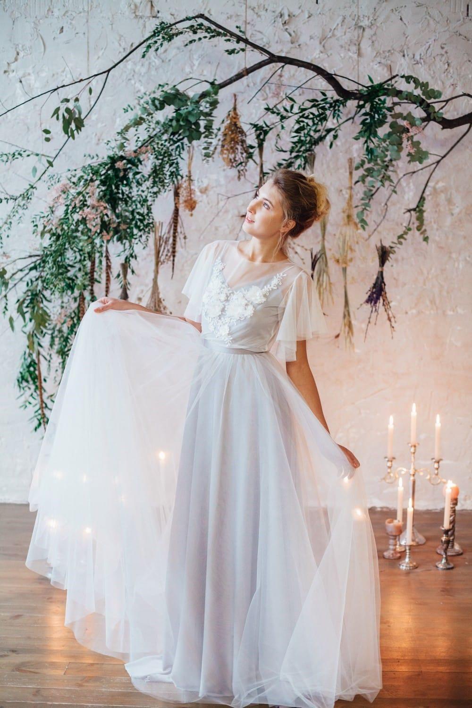 Свадебное платье MAGNOLIA, коллекция THE LOOK OF ANGEL, бренд RARE BRIDAL, фото 3