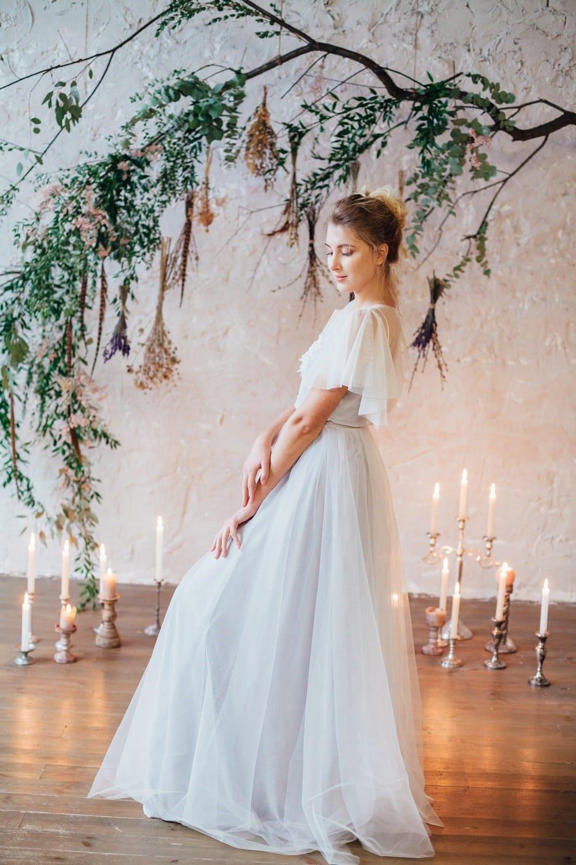 Свадебное платье MAGNOLIA, коллекция THE LOOK OF ANGEL, бренд RARE BRIDAL, фото 4