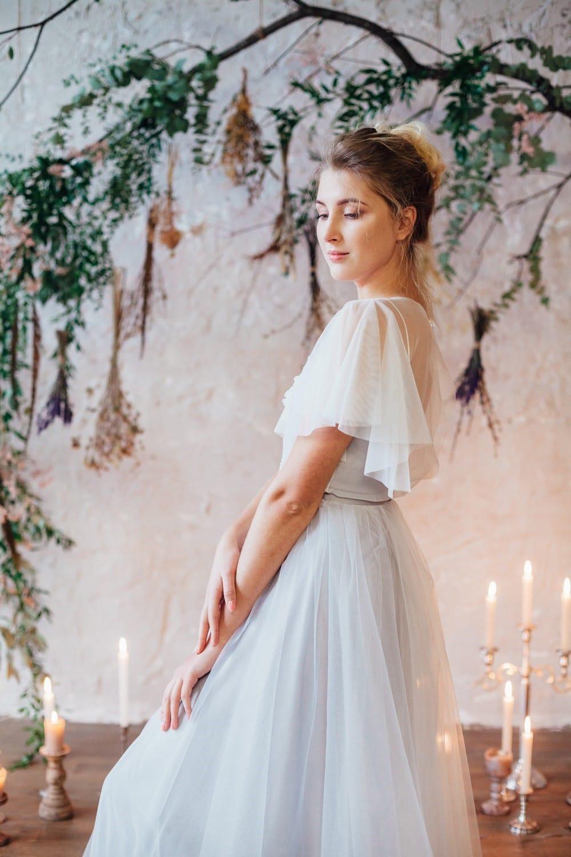 Свадебное платье MAGNOLIA, коллекция THE LOOK OF ANGEL, бренд RARE BRIDAL, фото 5