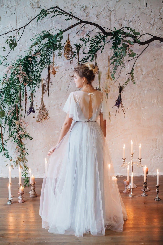 Свадебное платье MAGNOLIA, коллекция THE LOOK OF ANGEL, бренд RARE BRIDAL, фото 6