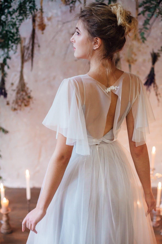 Свадебное платье MAGNOLIA, коллекция THE LOOK OF ANGEL, бренд RARE BRIDAL, фото 7