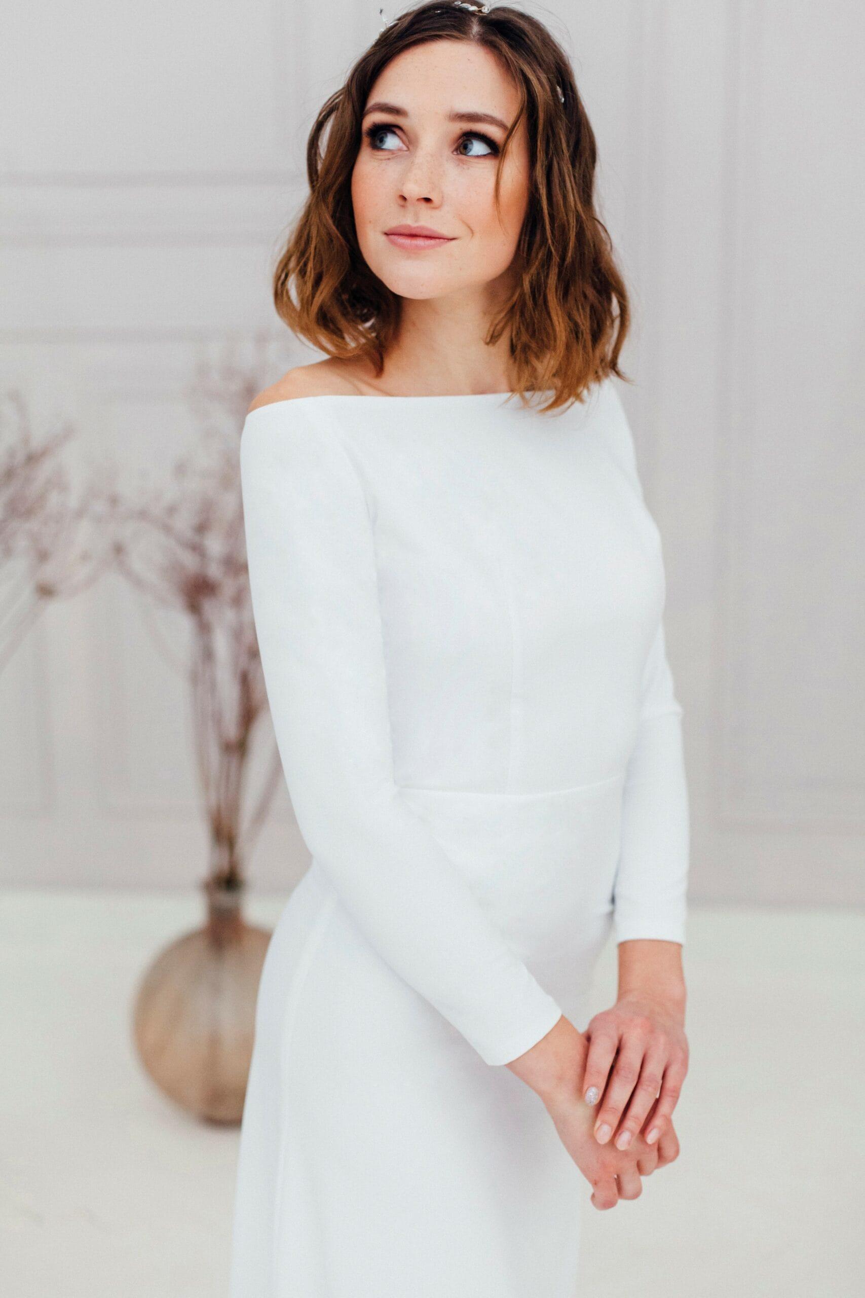 Свадебное платье MAINE, коллекция REFINED ELEGANCE, бренд OKA NOMO, фото 1