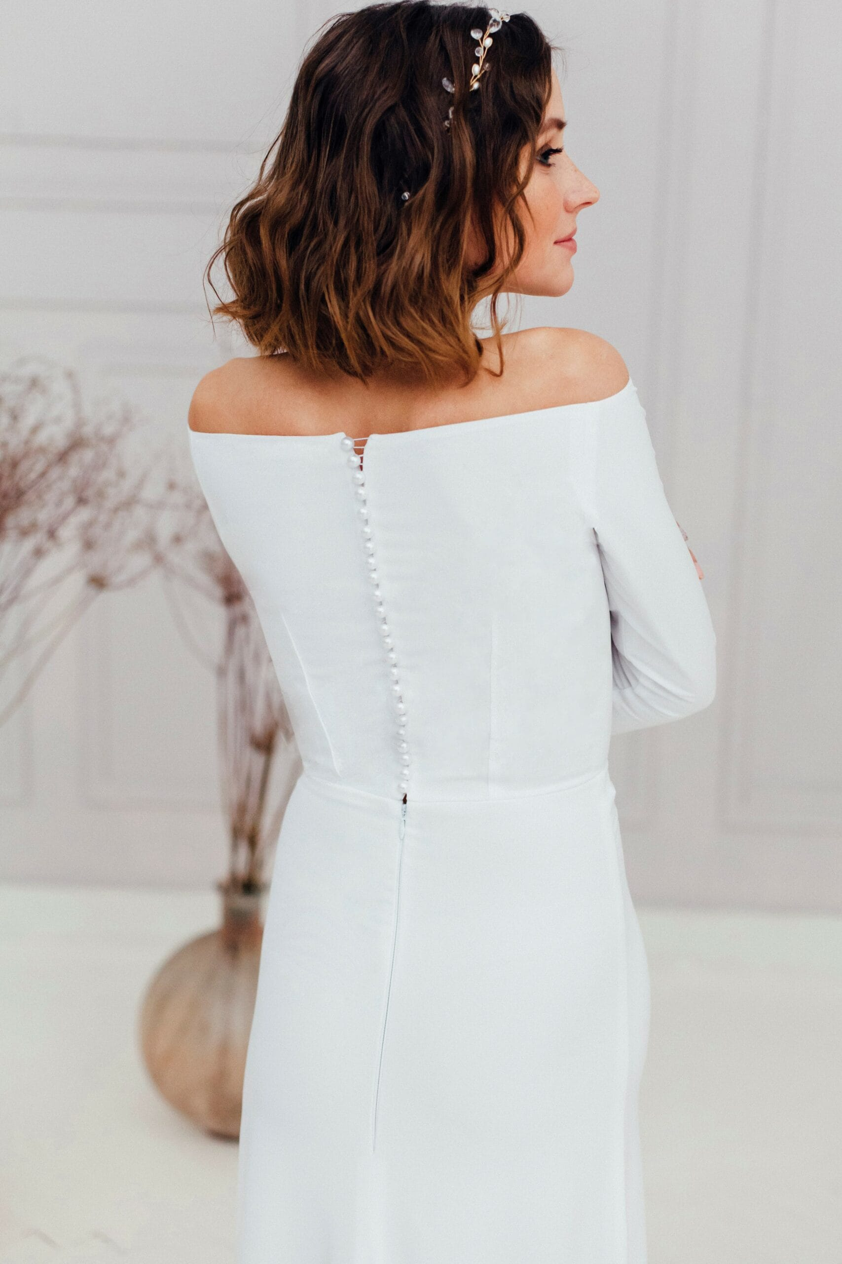 Свадебное платье MAINE, коллекция REFINED ELEGANCE, бренд OKA NOMO, фото 2