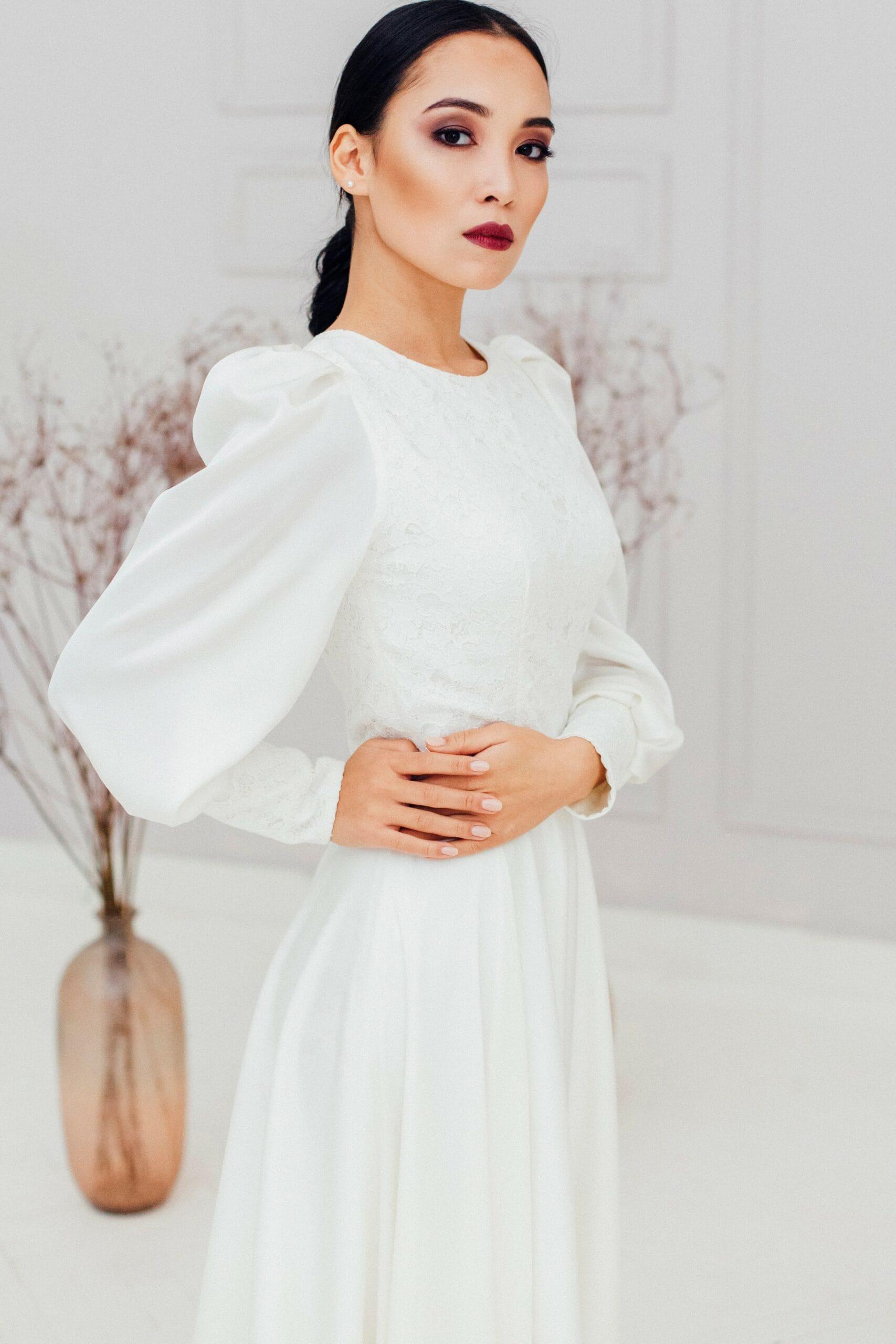 Свадебное платье MALI, коллекция REFINED ELEGANCE, бренд OKA NOMO, фото 1