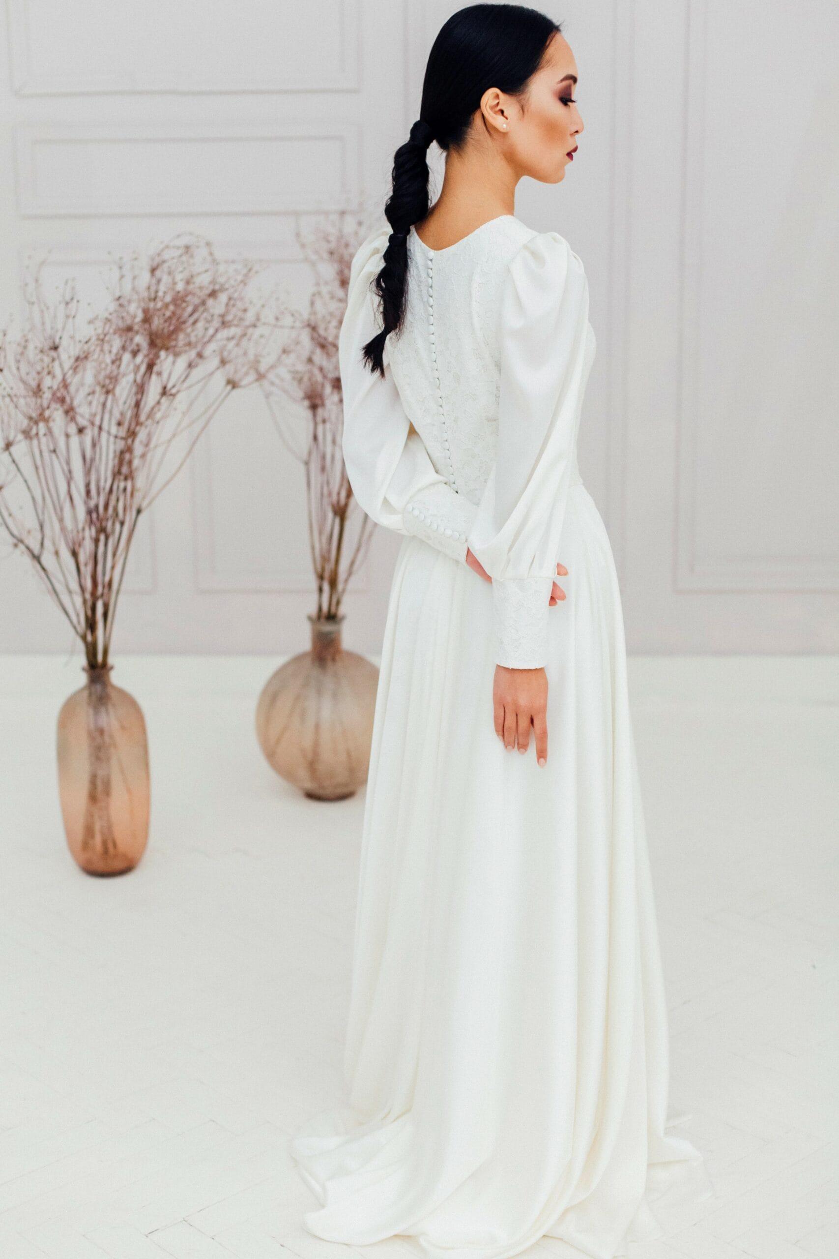 Свадебное платье MALI, коллекция REFINED ELEGANCE, бренд OKA NOMO, фото 3