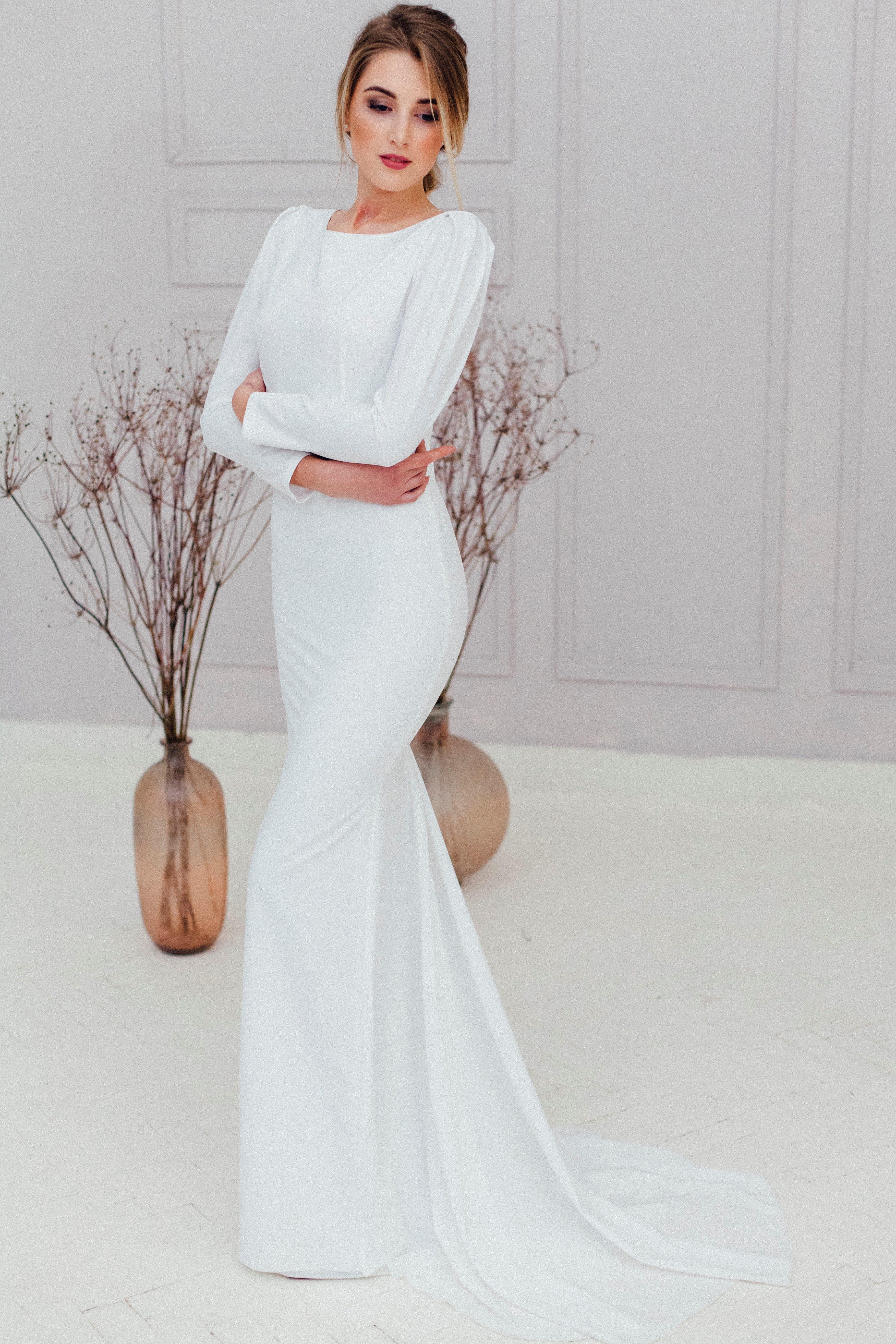 Свадебное платье MAY, коллекция REFINED ELEGANCE, бренд OKA NOMO, фото 1
