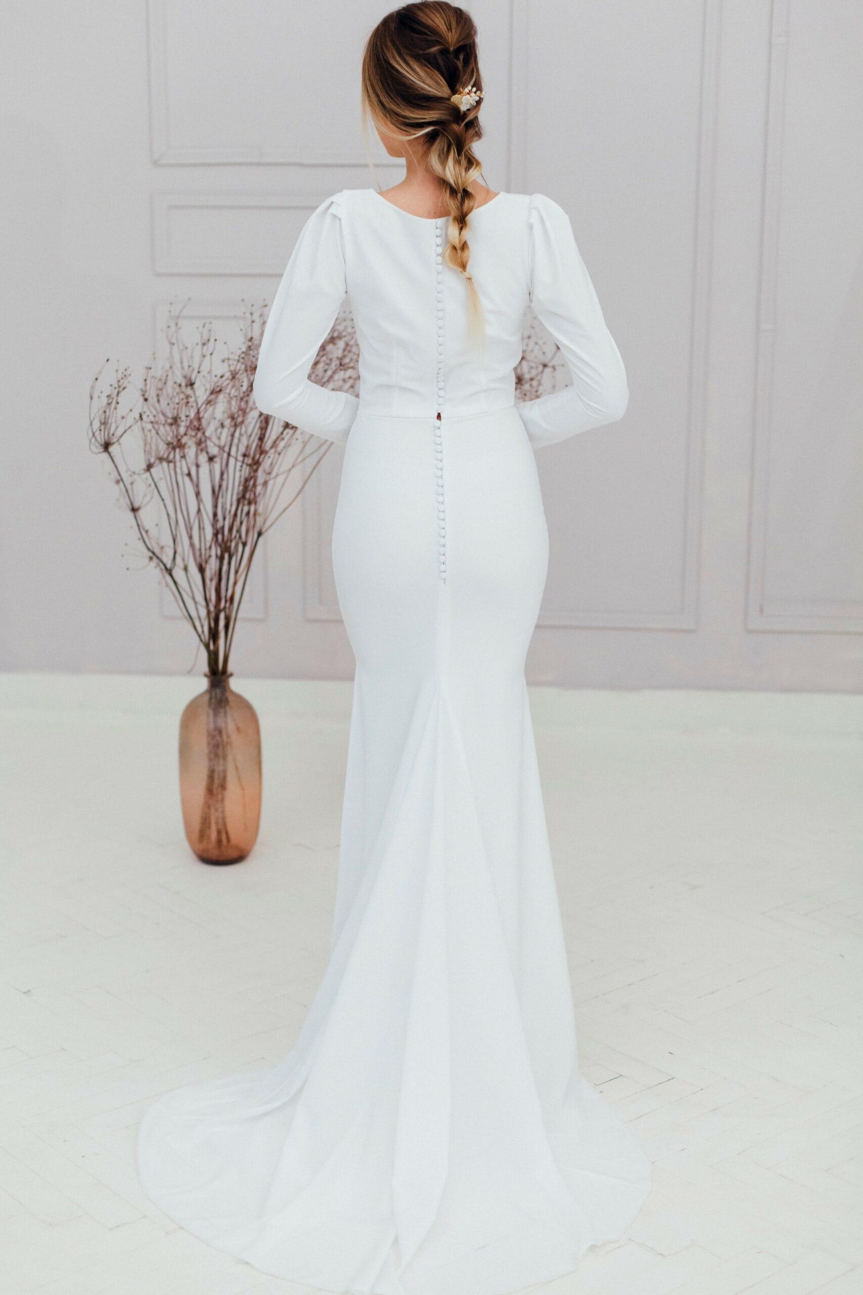 Свадебное платье MAY, коллекция REFINED ELEGANCE, бренд OKA NOMO, фото 3