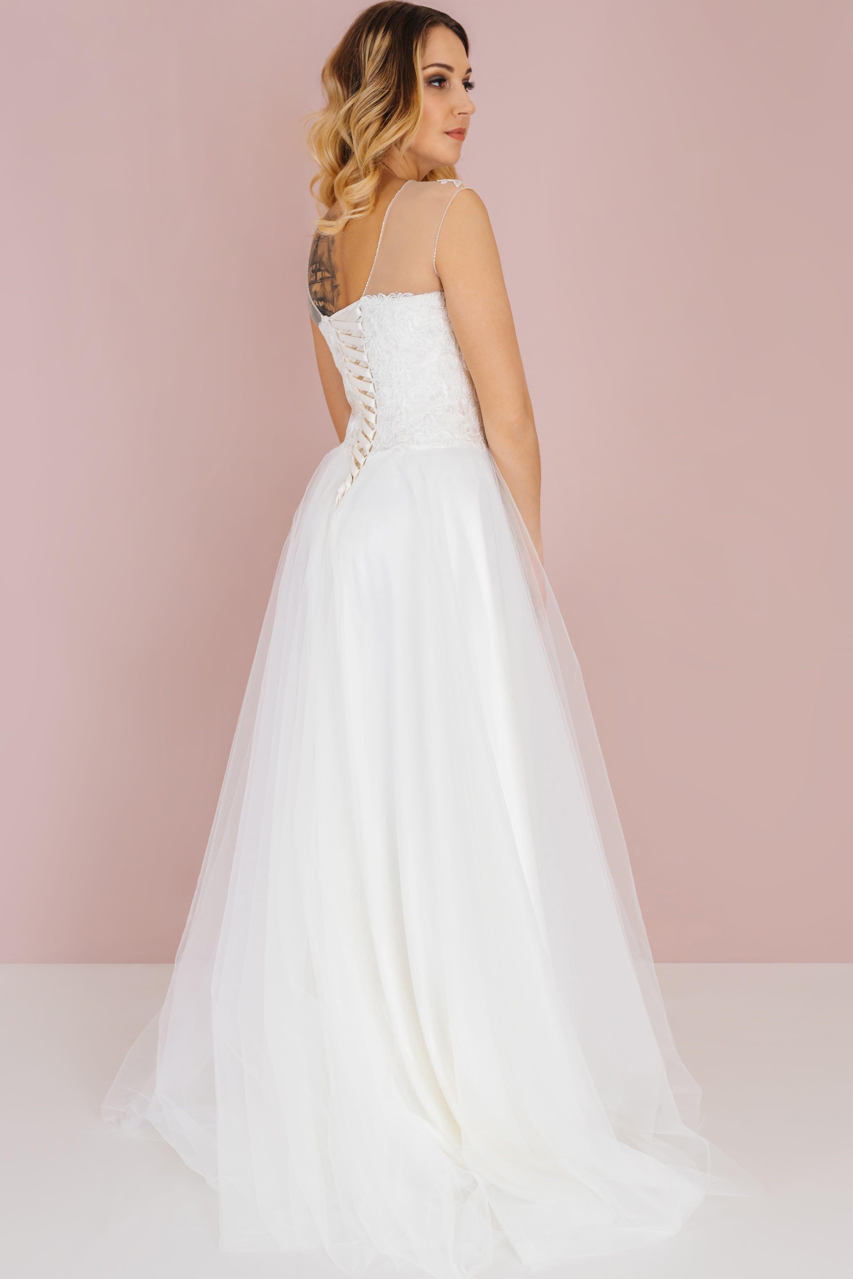 Свадебное платье MIA, коллекция LOFT, бренд RARE BRIDAL, фото 2