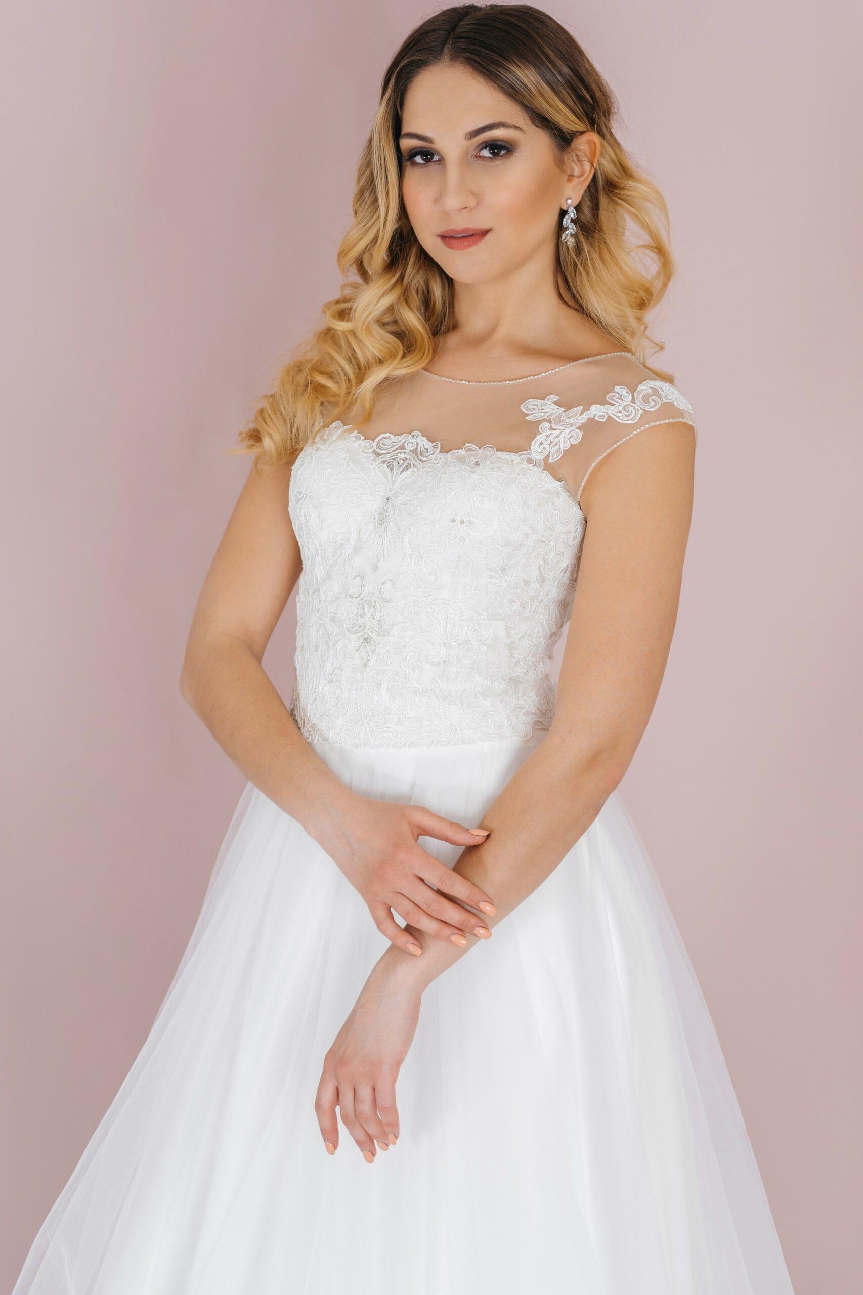 Свадебное платье MIA, коллекция LOFT, бренд RARE BRIDAL, фото 4