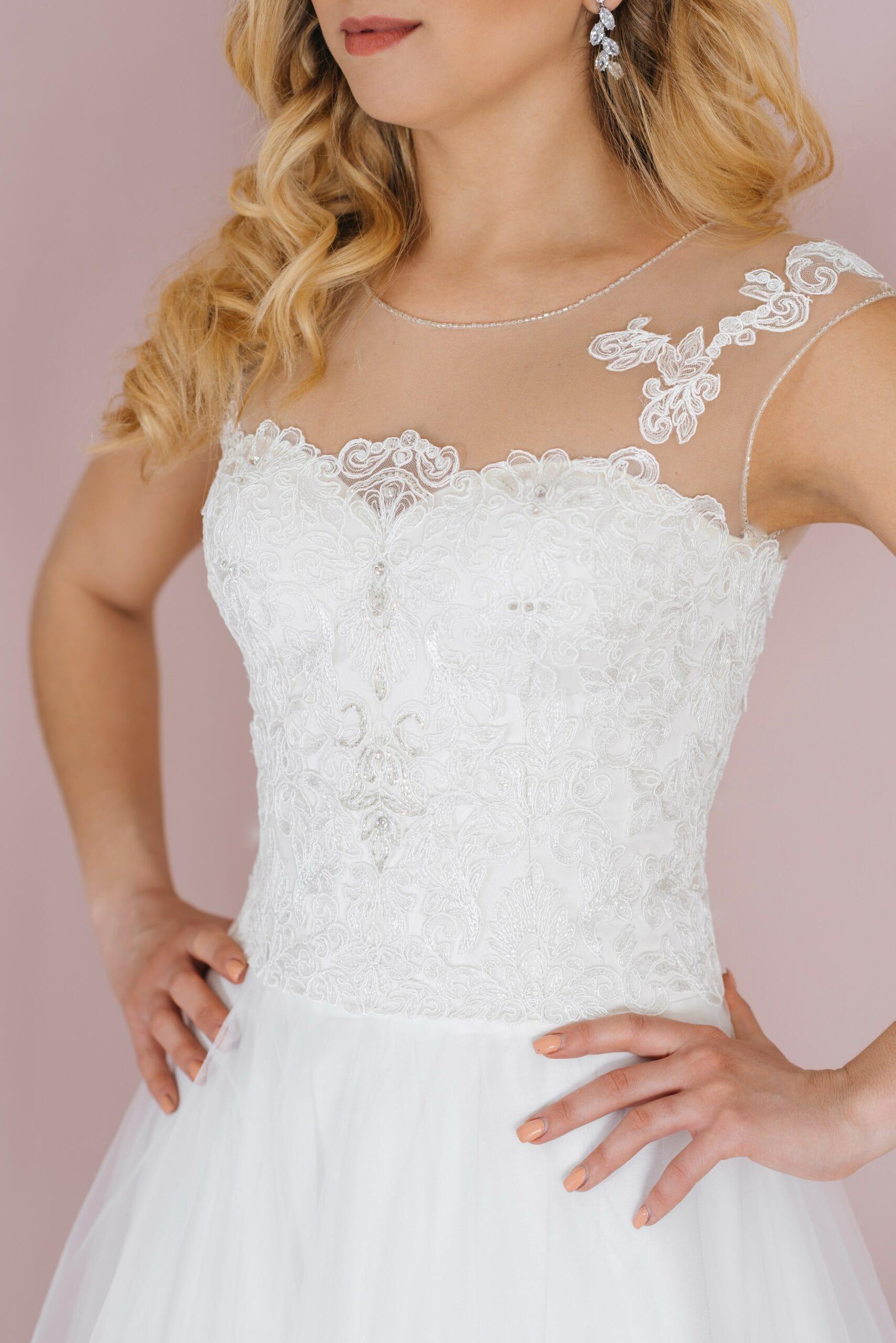 Свадебное платье MIA, коллекция LOFT, бренд RARE BRIDAL, фото 5