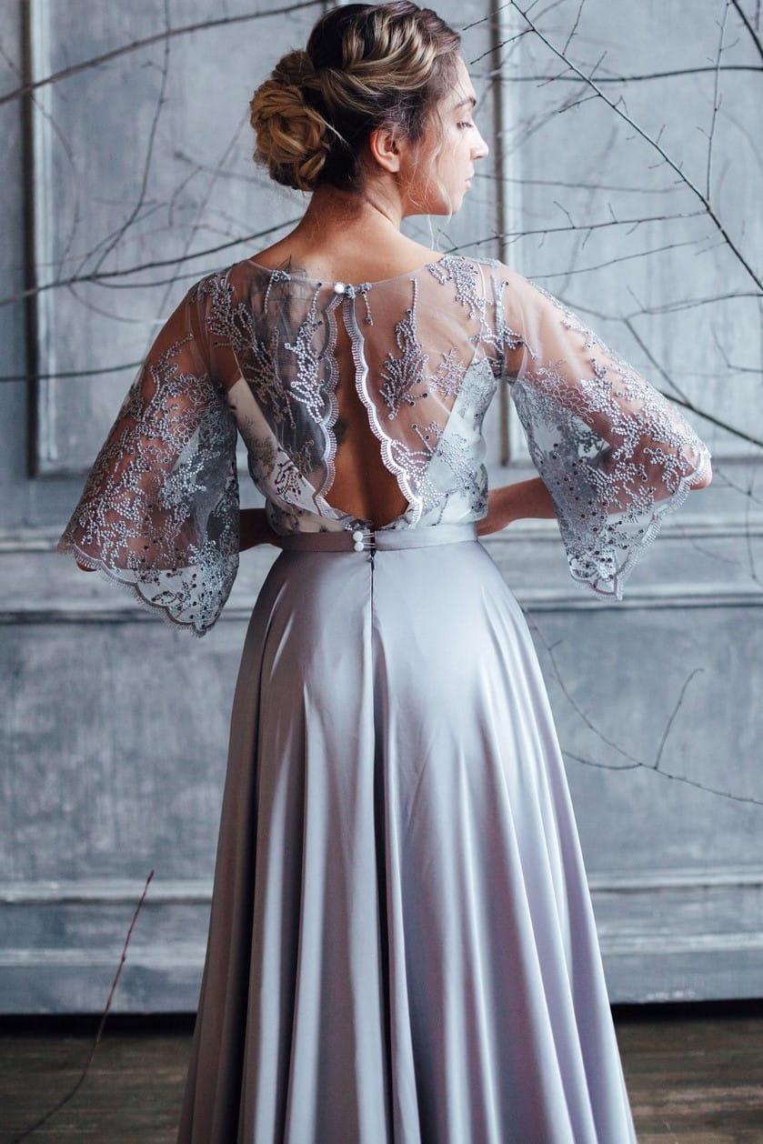 Вечернее платье MIKA, коллекция FLOWER MAGIC, бренд RARE BRIDAL, фото 7