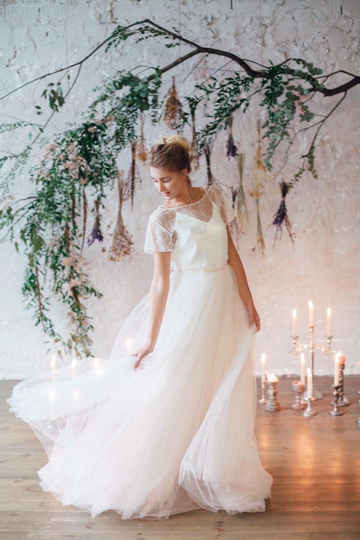 Свадебное платье MIRIAM, коллекция THE LOOK OF ANGEL, бренд RARE BRIDAL, фото 2