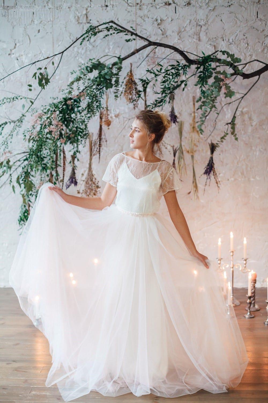Свадебное платье MIRIAM, коллекция THE LOOK OF ANGEL, бренд RARE BRIDAL, фото 3