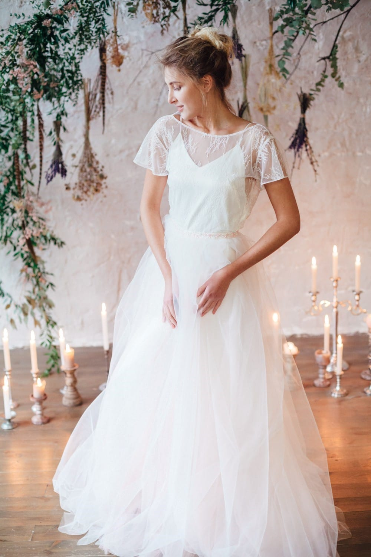 Свадебное платье MIRIAM, коллекция THE LOOK OF ANGEL, бренд RARE BRIDAL, фото 4