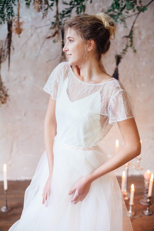 Свадебное платье MIRIAM, коллекция THE LOOK OF ANGEL, бренд RARE BRIDAL, фото 5