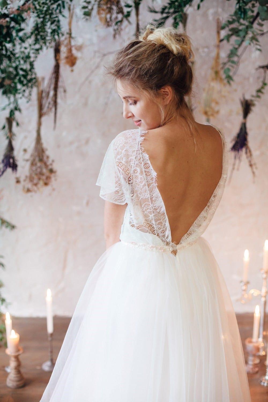 Свадебное платье MIRIAM, коллекция THE LOOK OF ANGEL, бренд RARE BRIDAL, фото 6