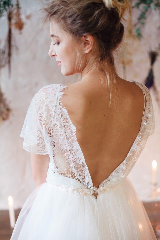 Свадебное платье MIRIAM, коллекция THE LOOK OF ANGEL, бренд RARE BRIDAL, фото 7