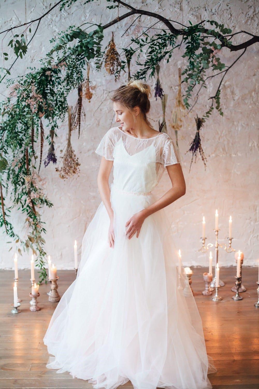 Свадебное платье MIRIAM, коллекция THE LOOK OF ANGEL, бренд RARE BRIDAL, фото 8
