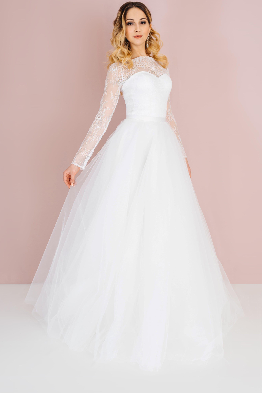Свадебное платье MONICA, коллекция LOFT, бренд RARE BRIDAL, фото 1