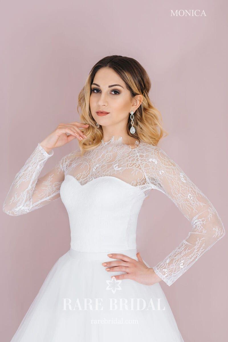 Свадебное платье MONICA, коллекция LOFT, бренд RARE BRIDAL, фото 2